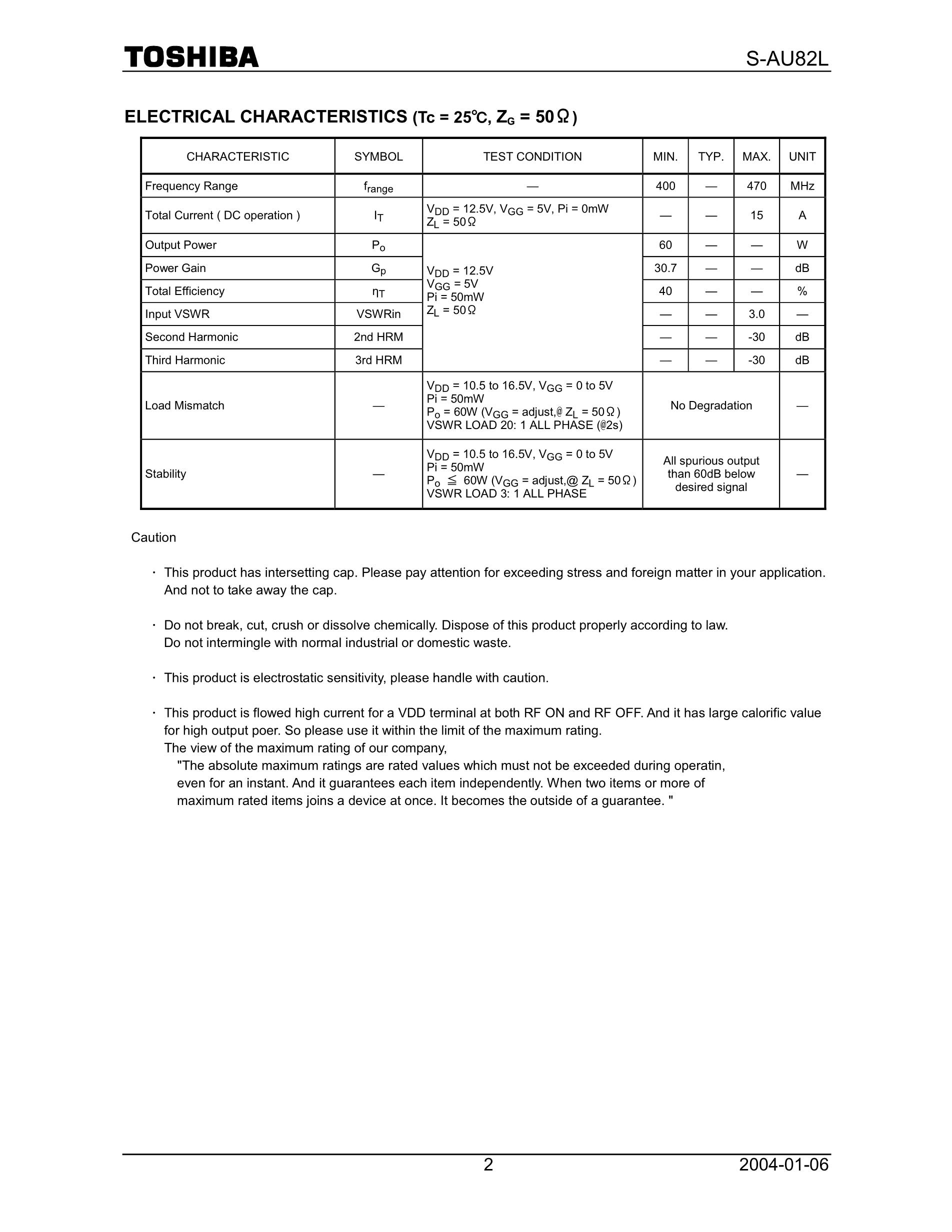 S-AU85/U85's pdf picture 2