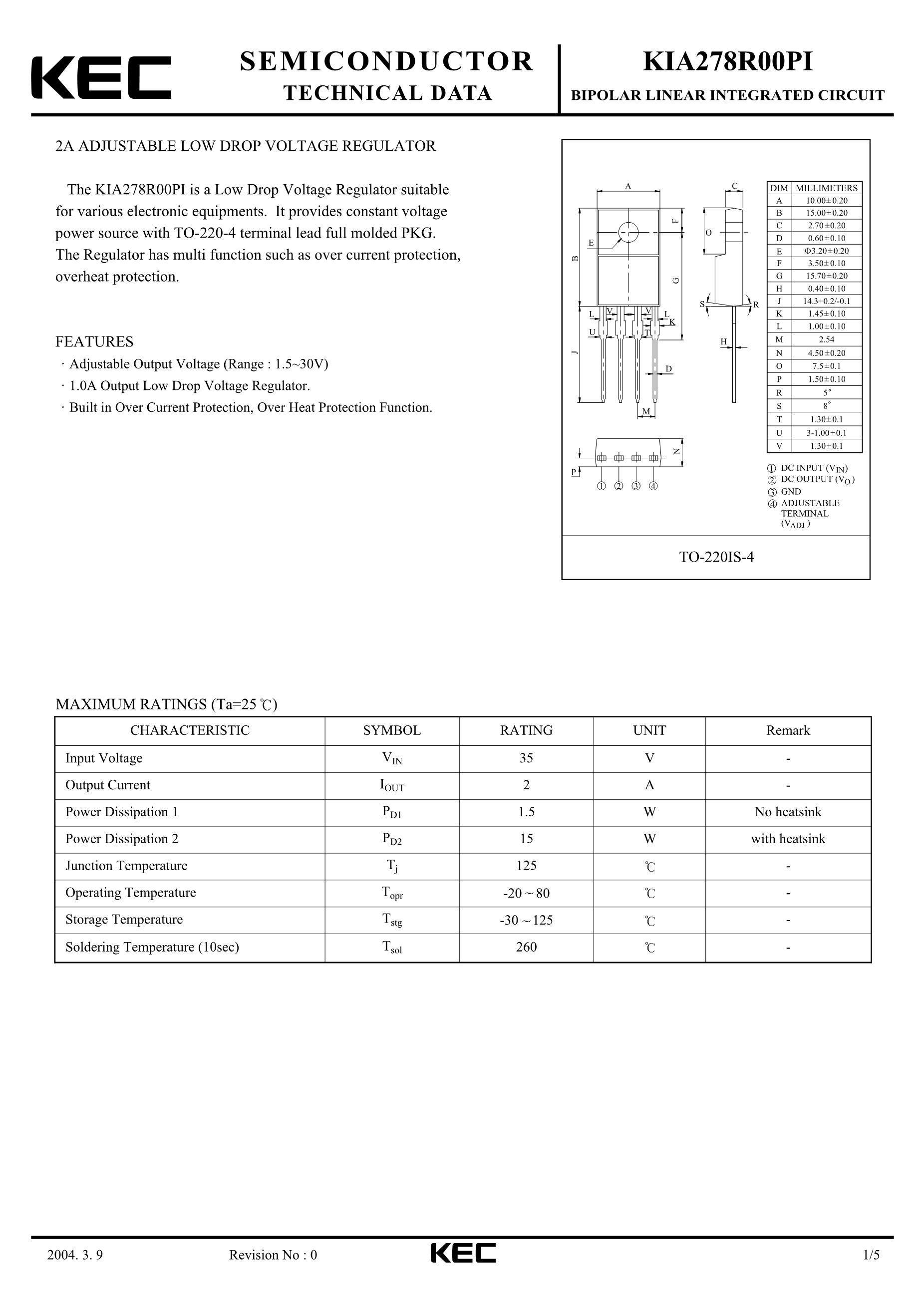 KIA278R25PI's pdf picture 1
