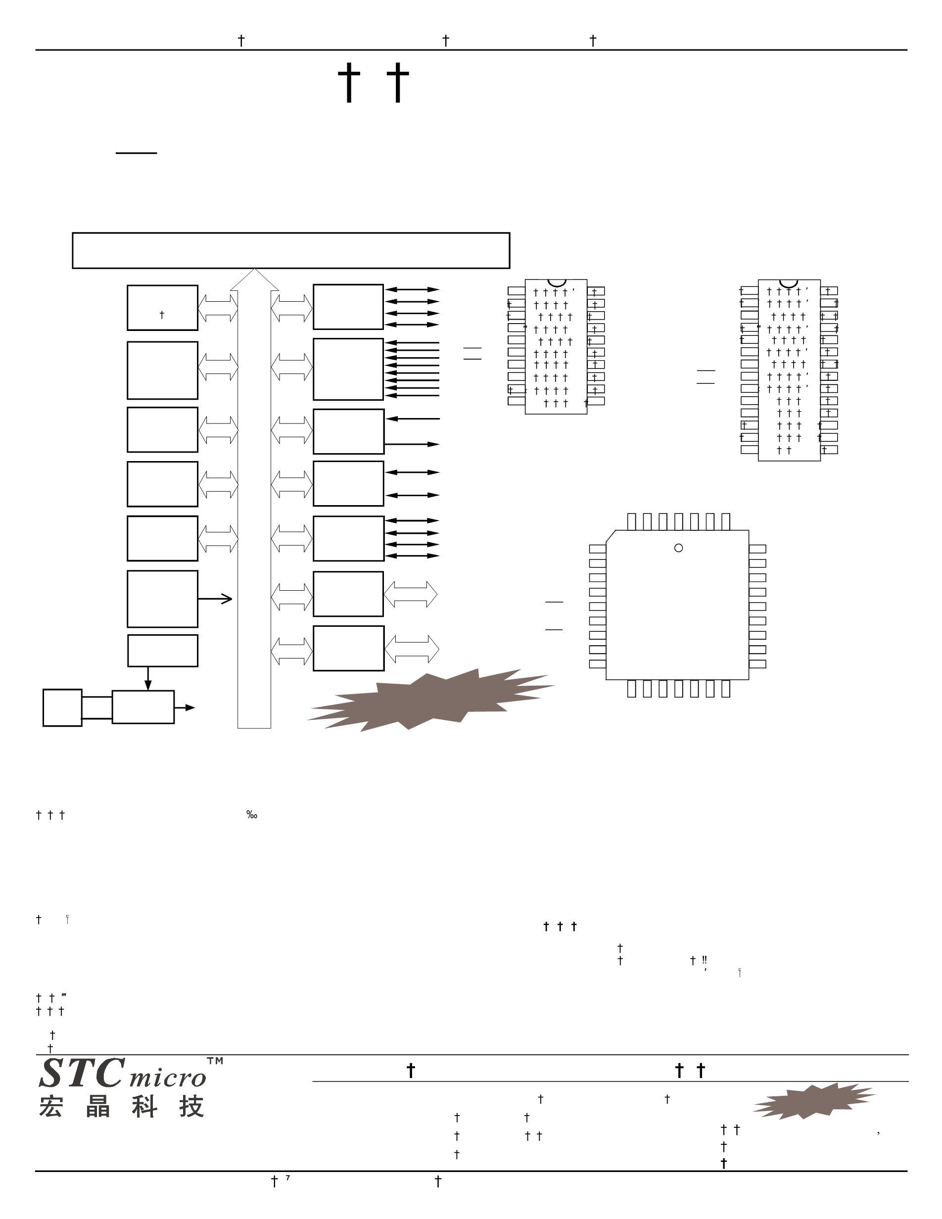 STC10F08XE-35C-LQFP44's pdf picture 2