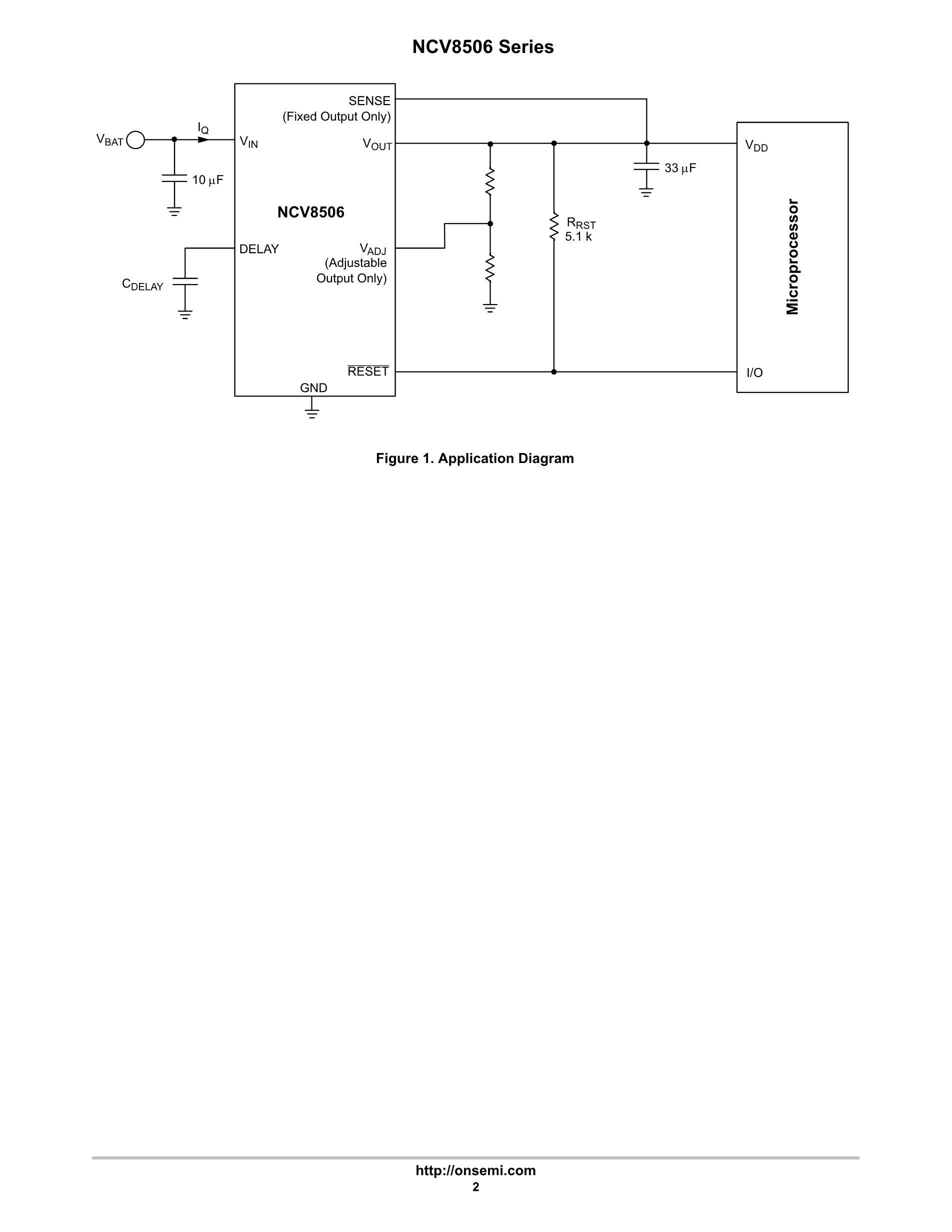 NCV8504PW33's pdf picture 2