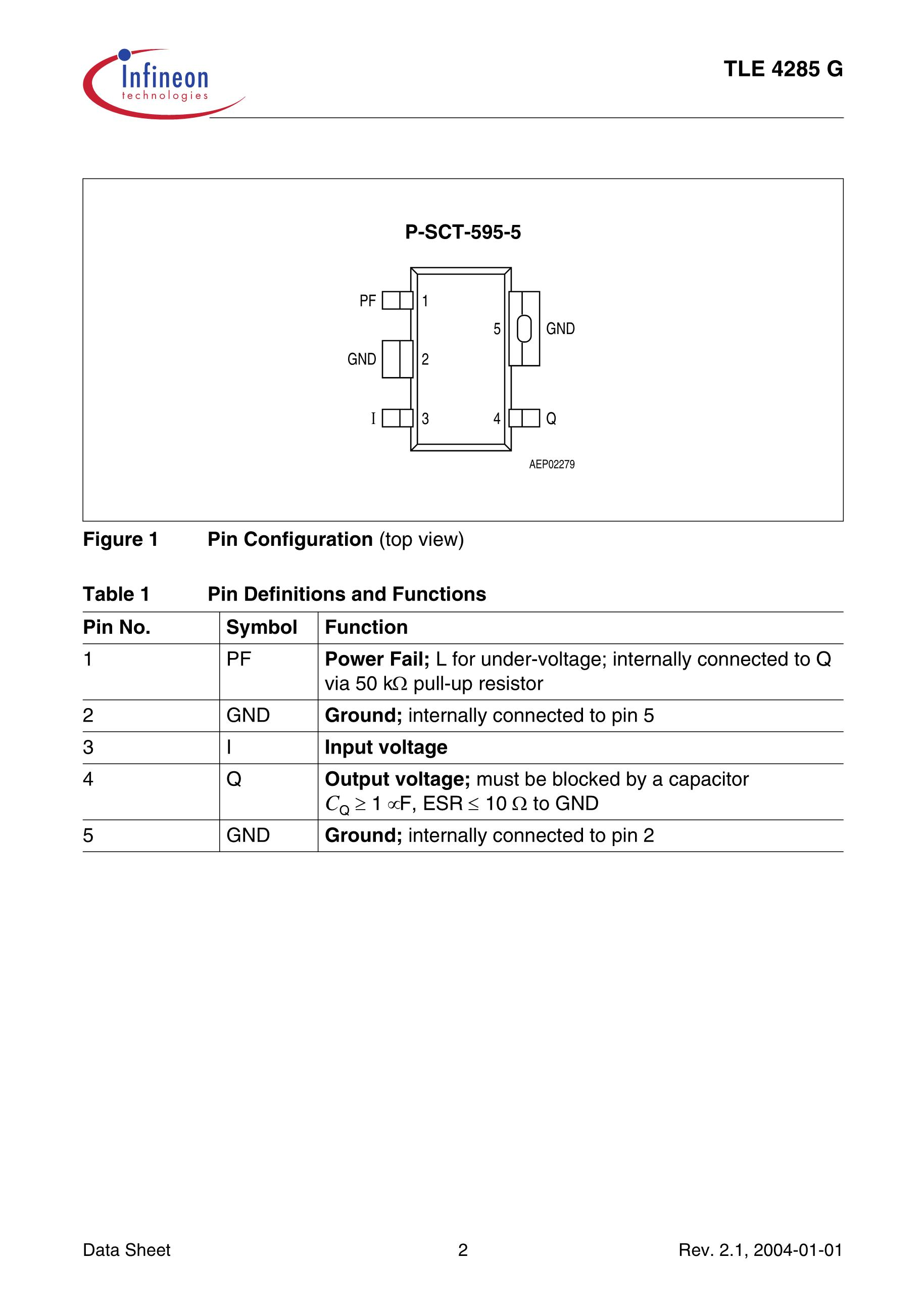 TLE4285G's pdf picture 2