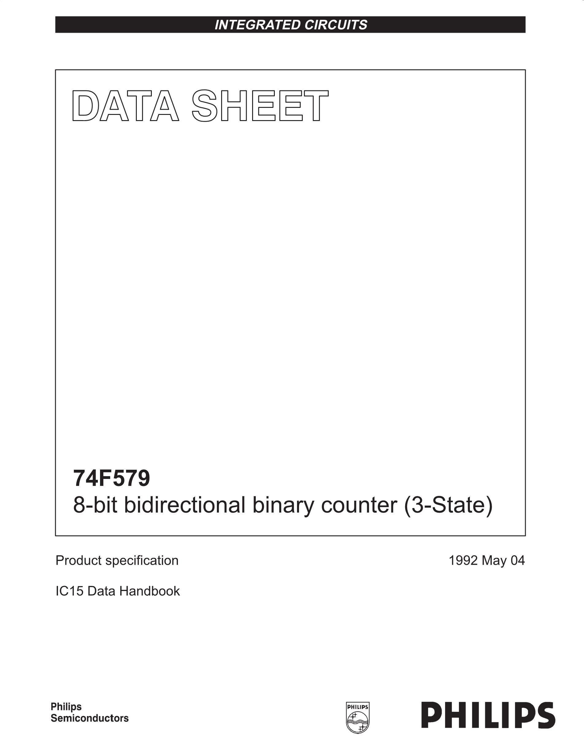 74F538PC's pdf picture 1