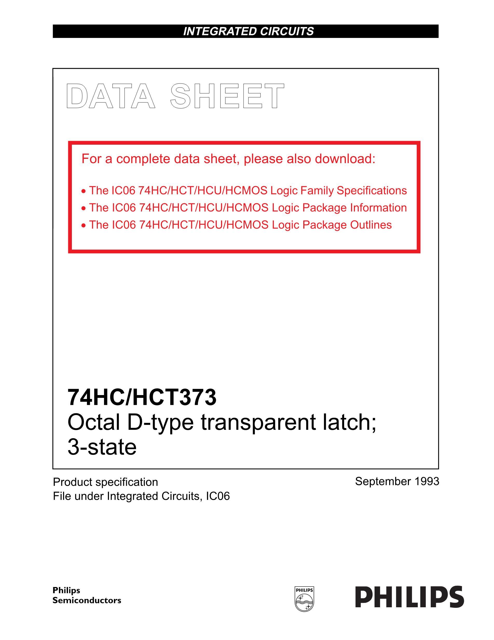 74HC373's pdf picture 1