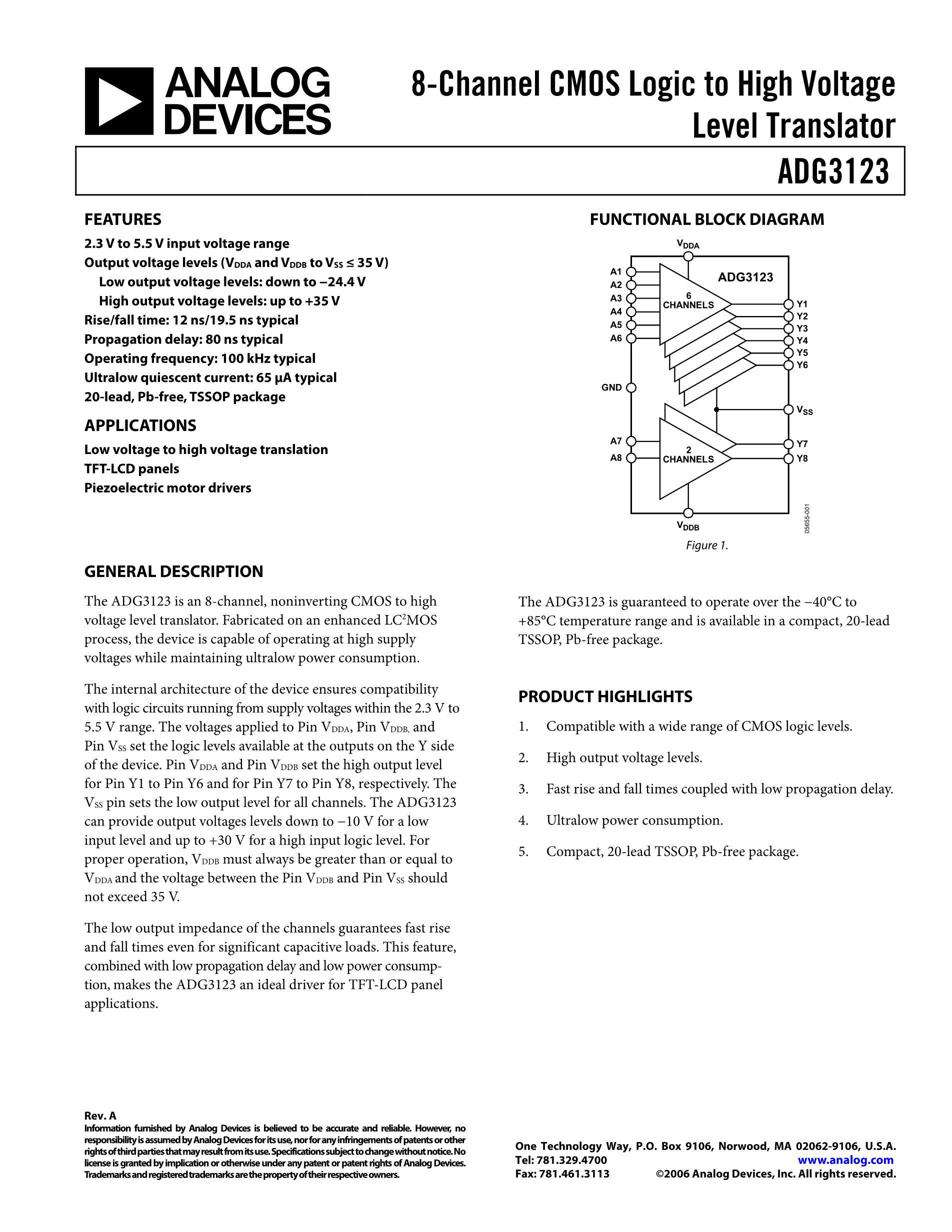 ADG3304BRUZ-REEL7's pdf picture 1