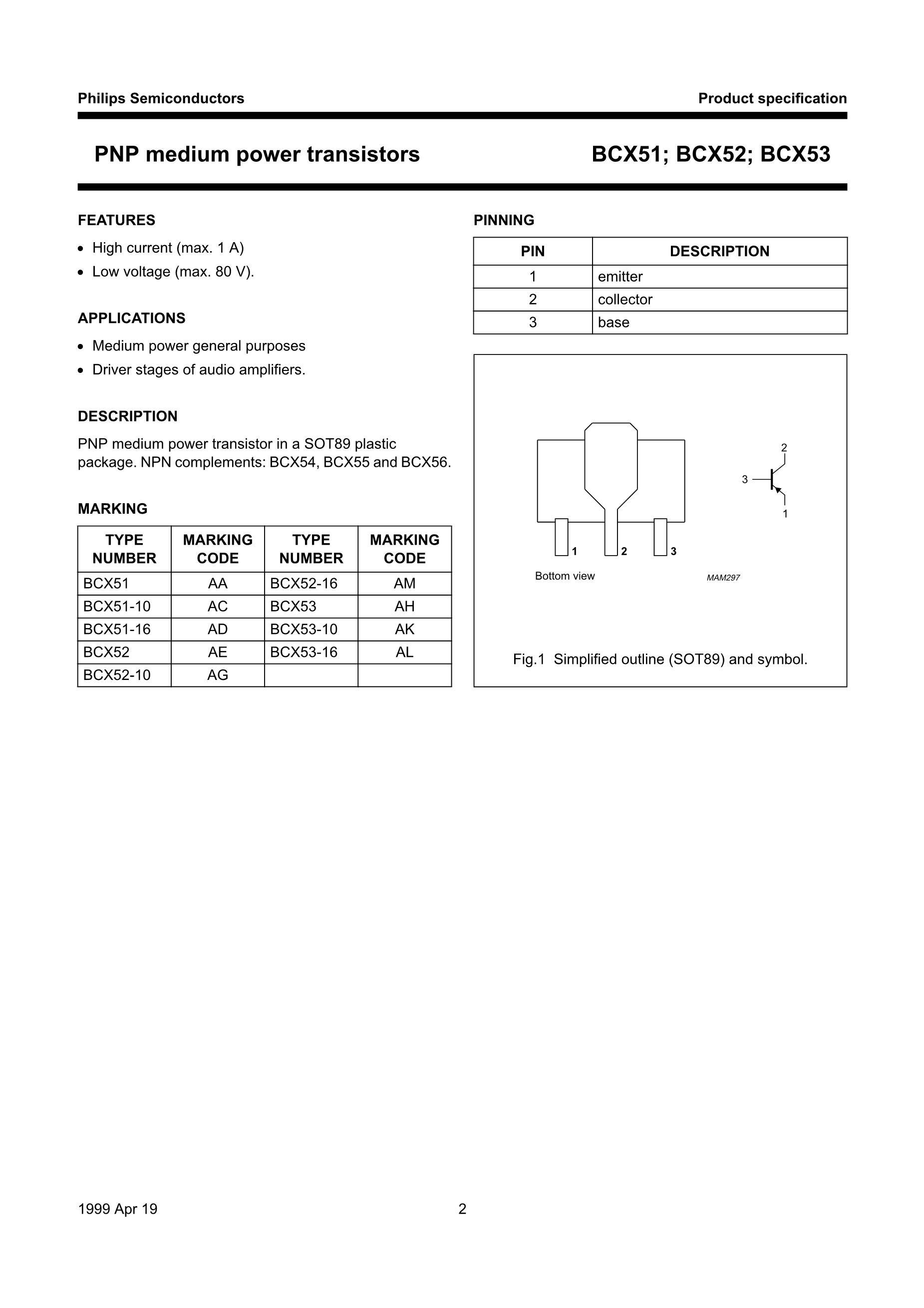 BCX52-10's pdf picture 2