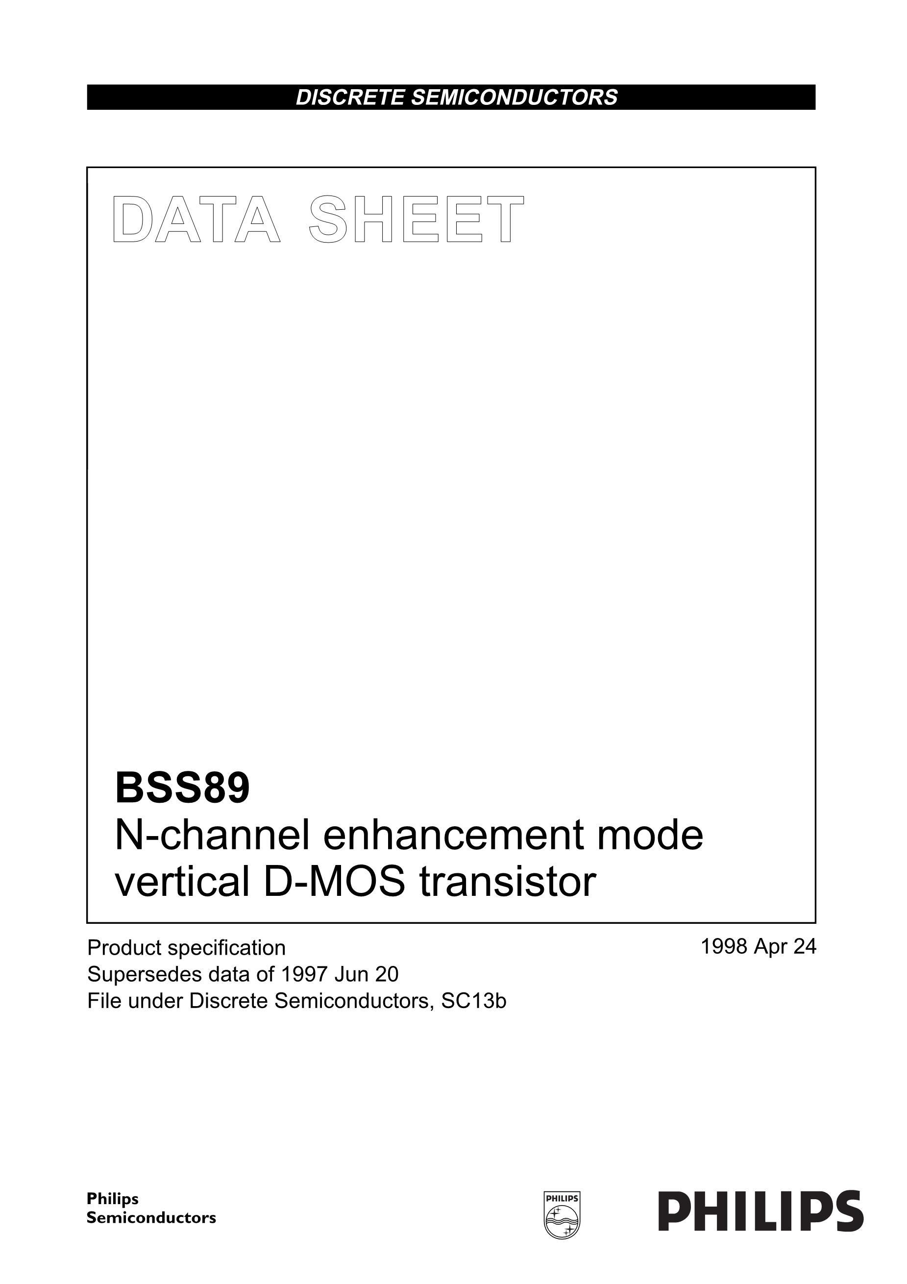 BSS84AKT's pdf picture 1