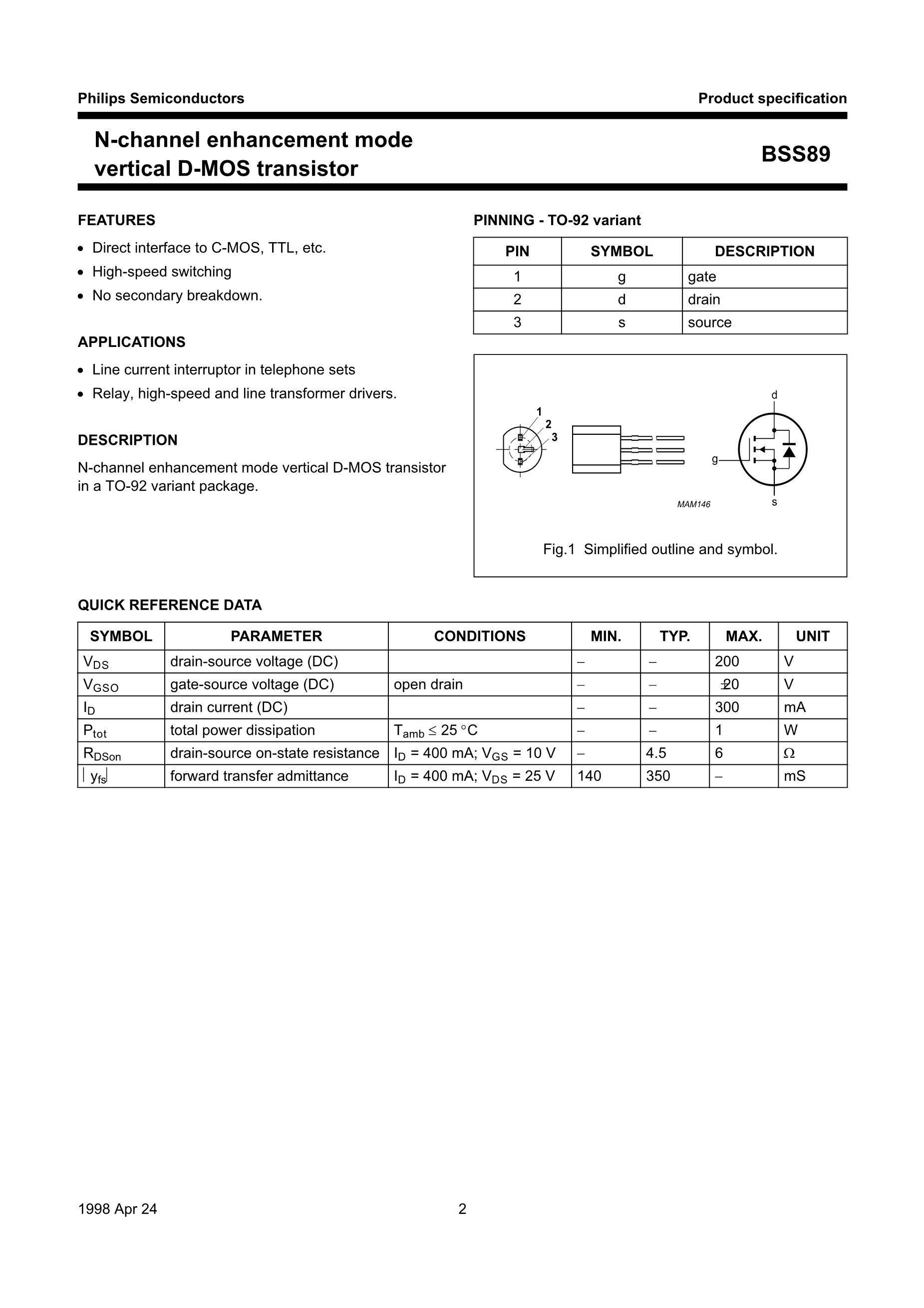 BSS84AKT's pdf picture 2