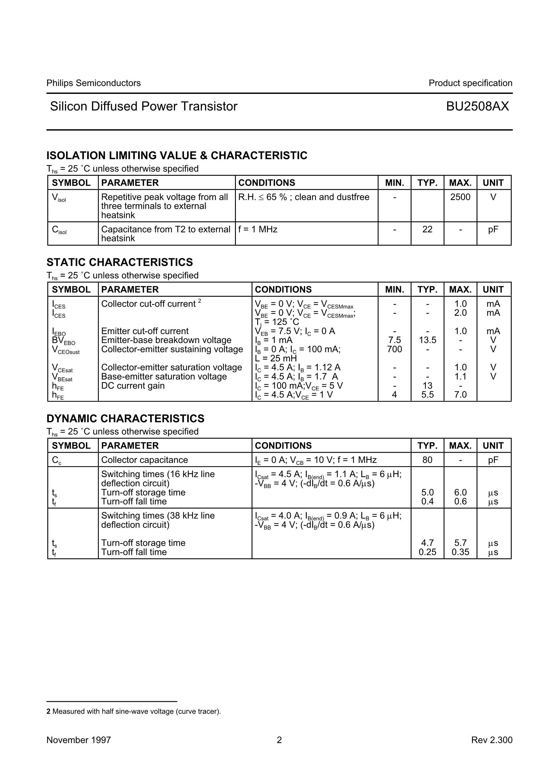 BU2523AF's pdf picture 2