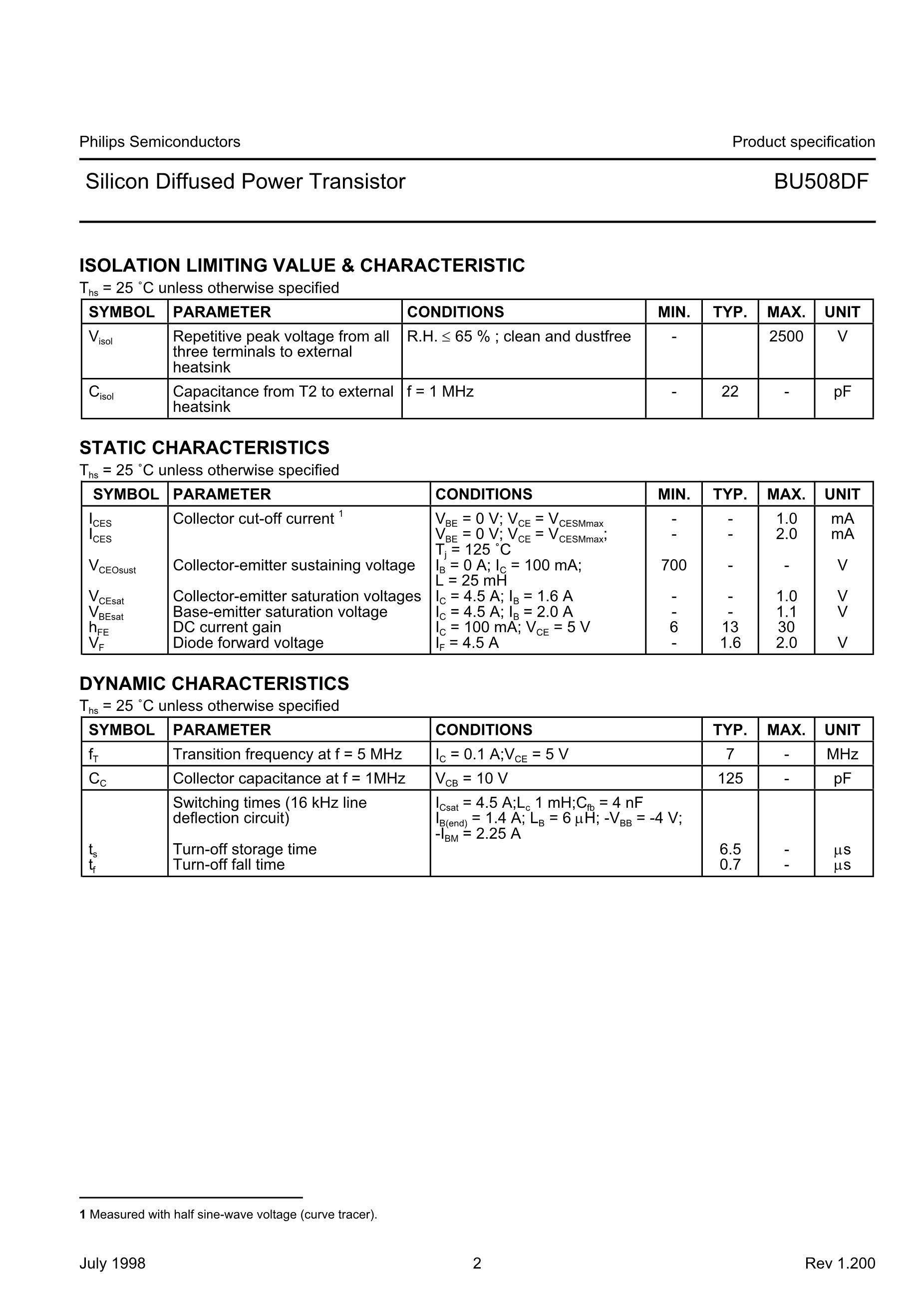 BU508A's pdf picture 2