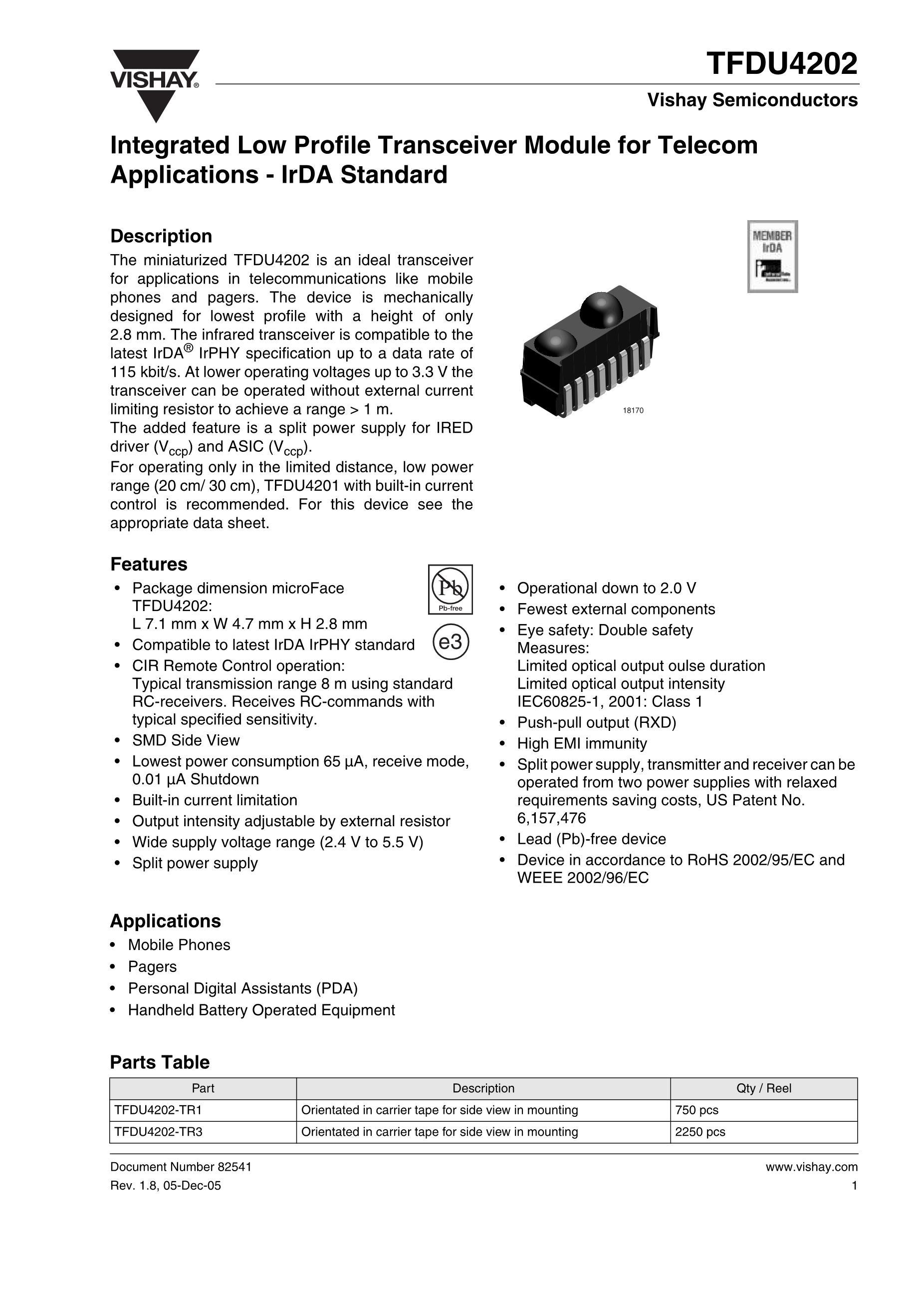 TR/3216CP-2.5A's pdf picture 1