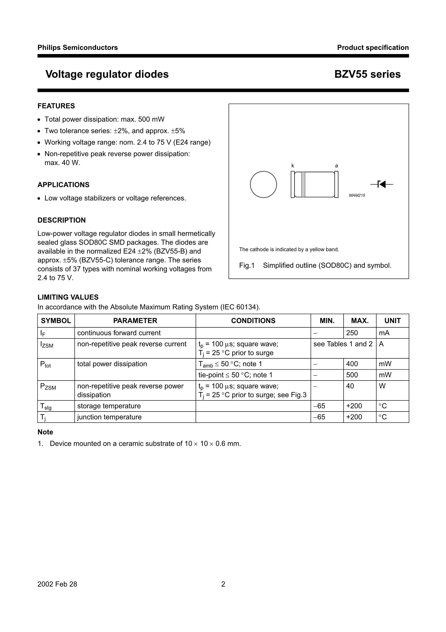 BZV55-C15's pdf picture 2