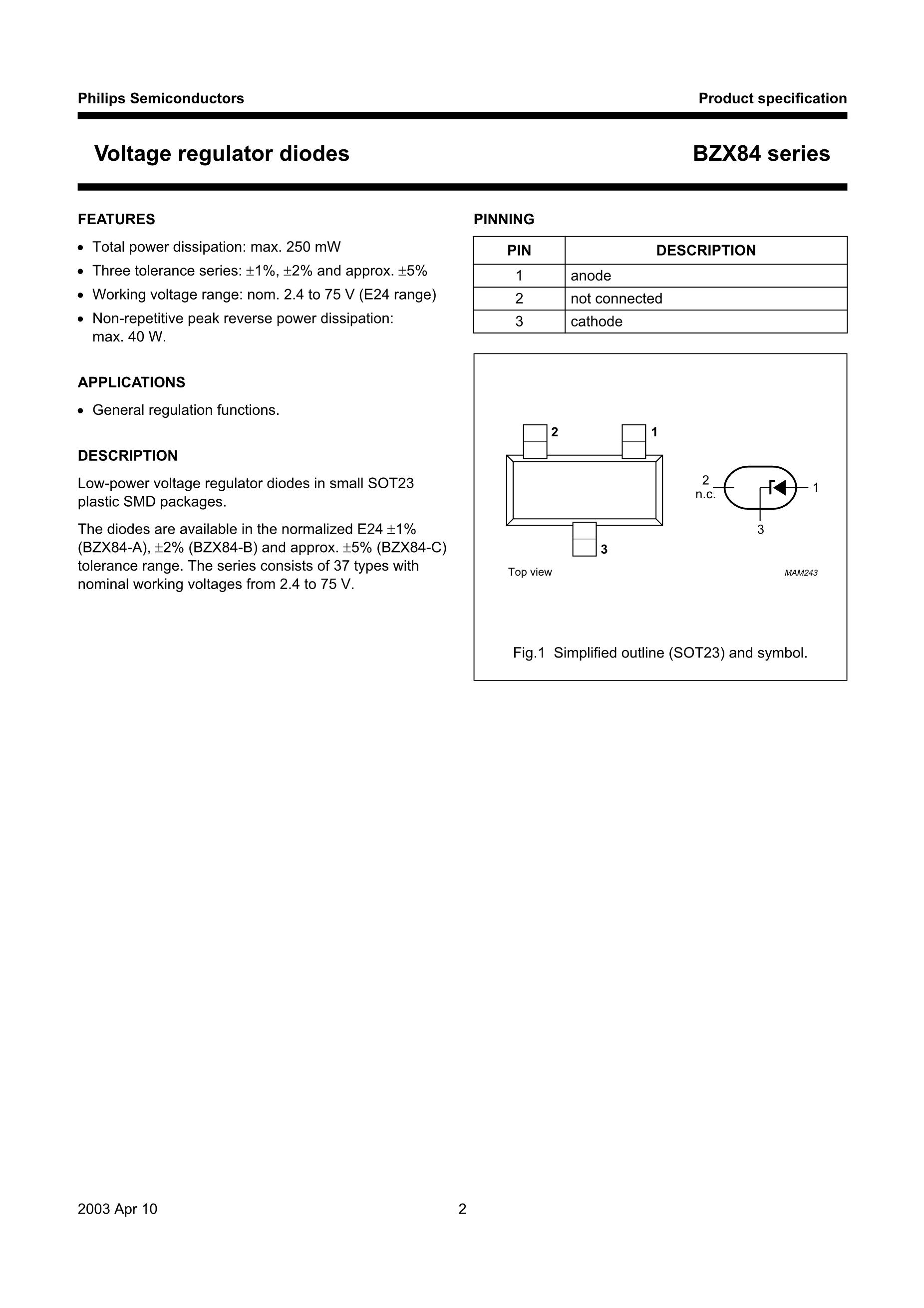 BZX84-C3V6,215's pdf picture 2