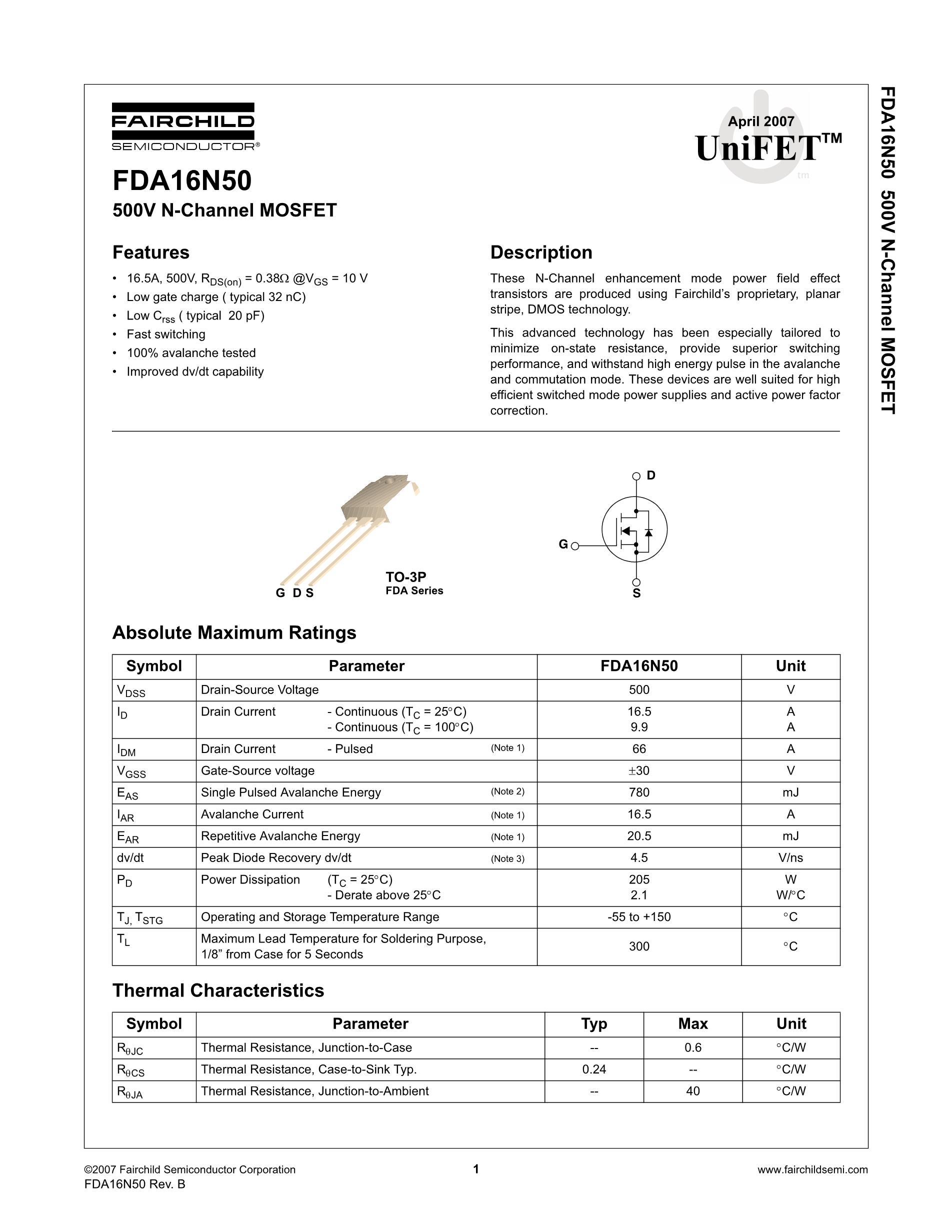 FDA15S064's pdf picture 1