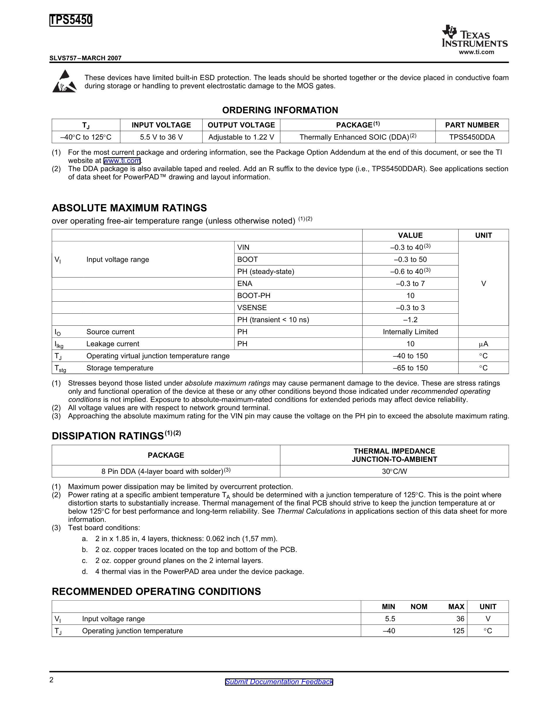 TPS54040DGQR's pdf picture 2