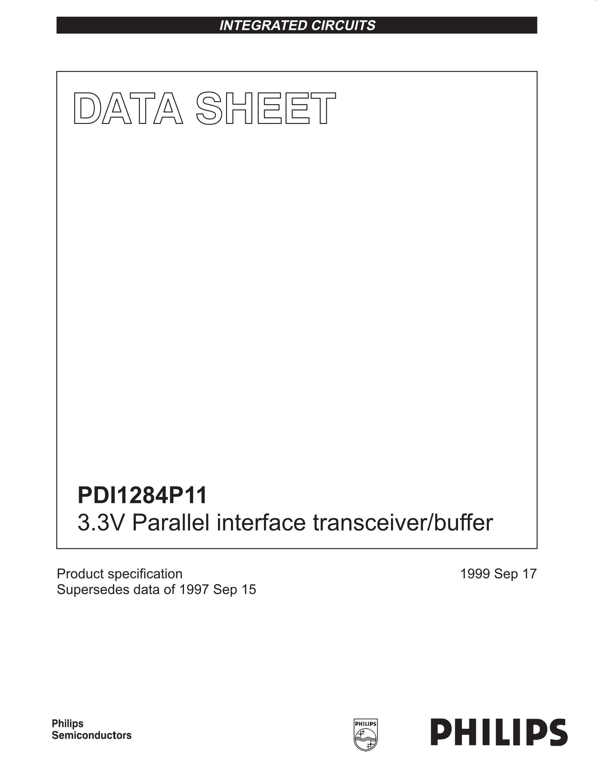 PDI1284P11DGG's pdf picture 1