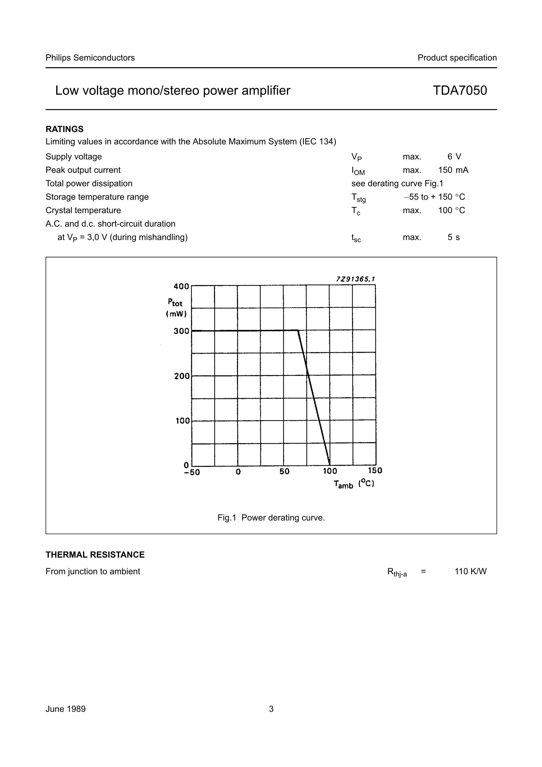 TDA7466's pdf picture 3