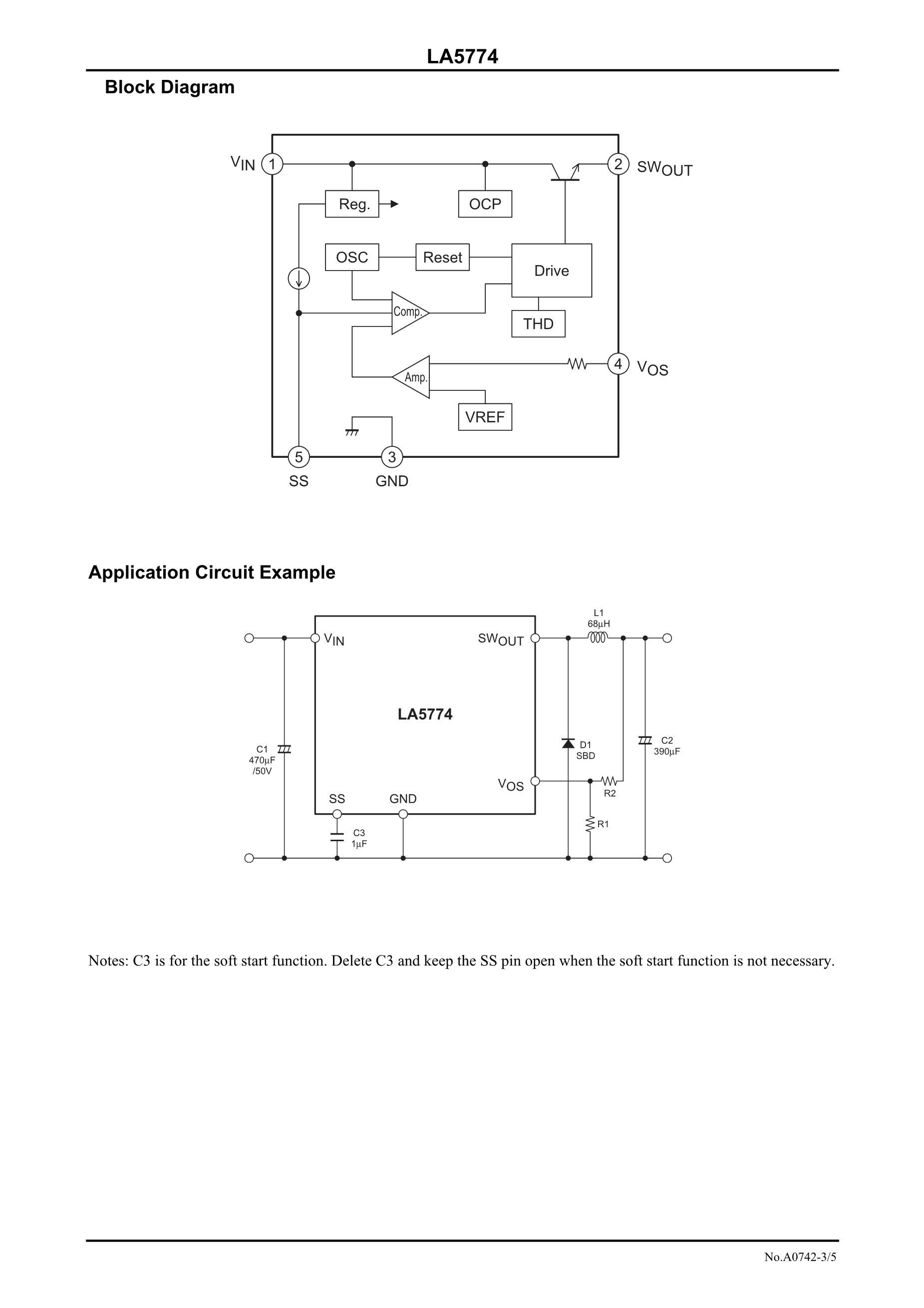 LA5734MP-E's pdf picture 3
