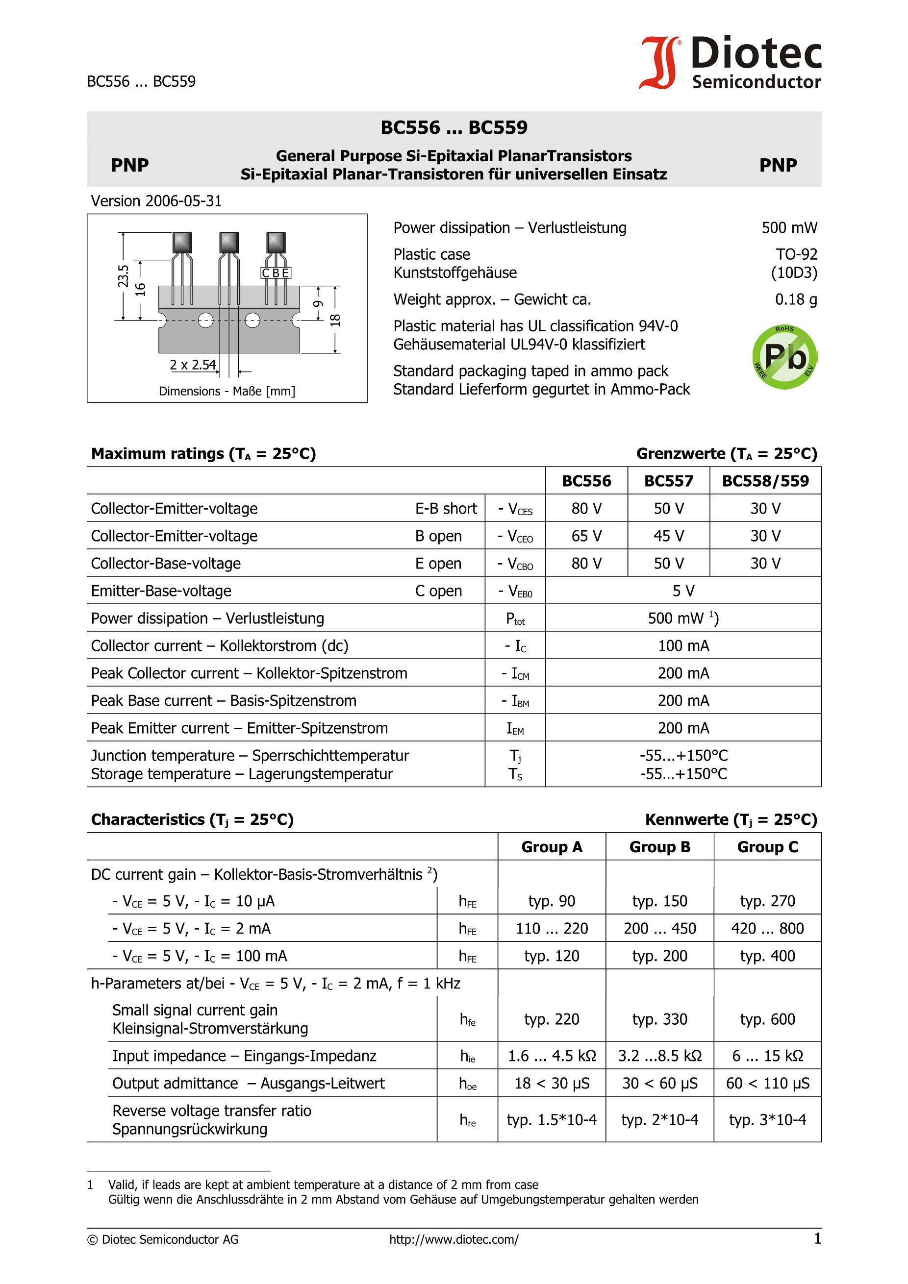 BC556C's pdf picture 1