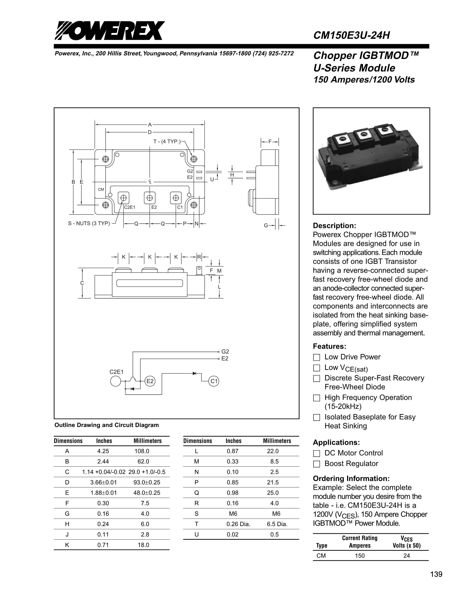 CM150DY-24E's pdf picture 1
