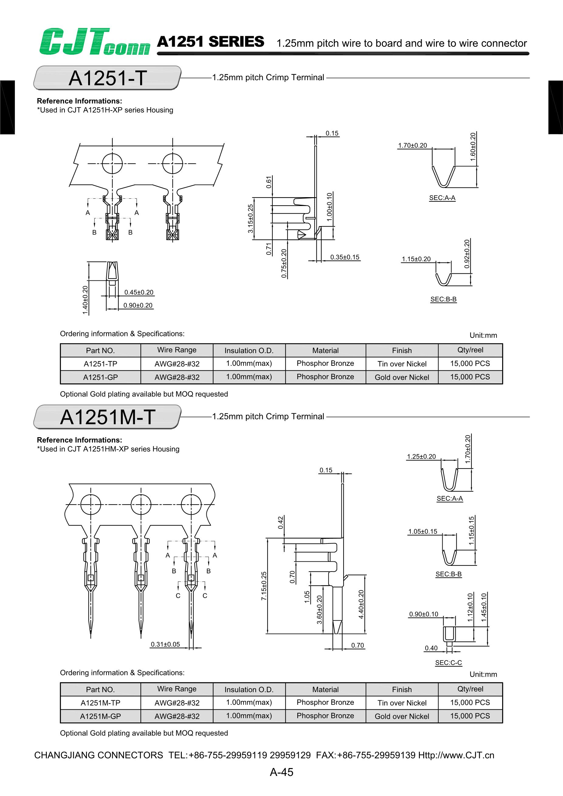 Changjiang Electronics Tech (CJ) 2SC2073's pdf picture 2