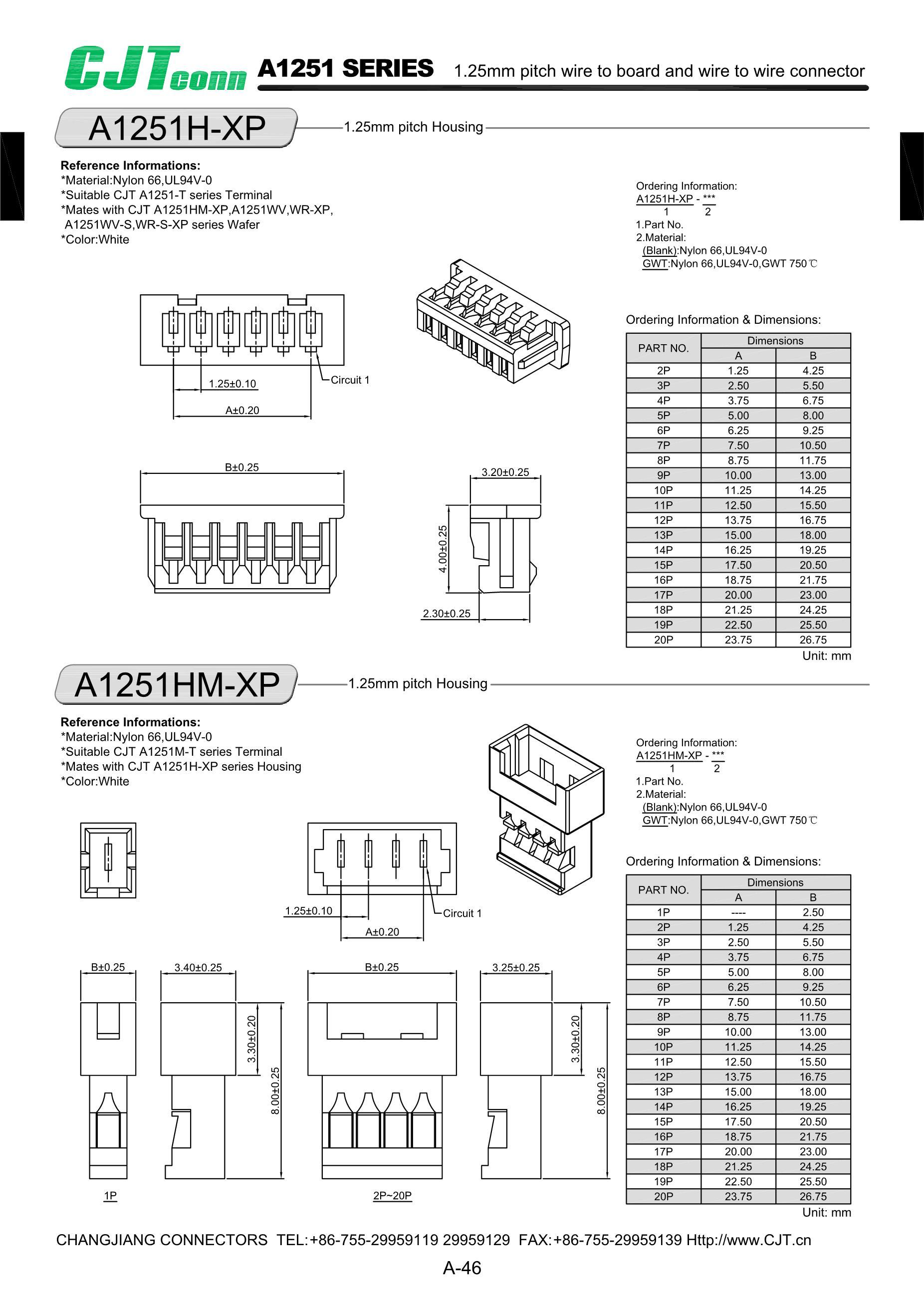 Changjiang Electronics Tech (CJ) 2SC2073's pdf picture 3