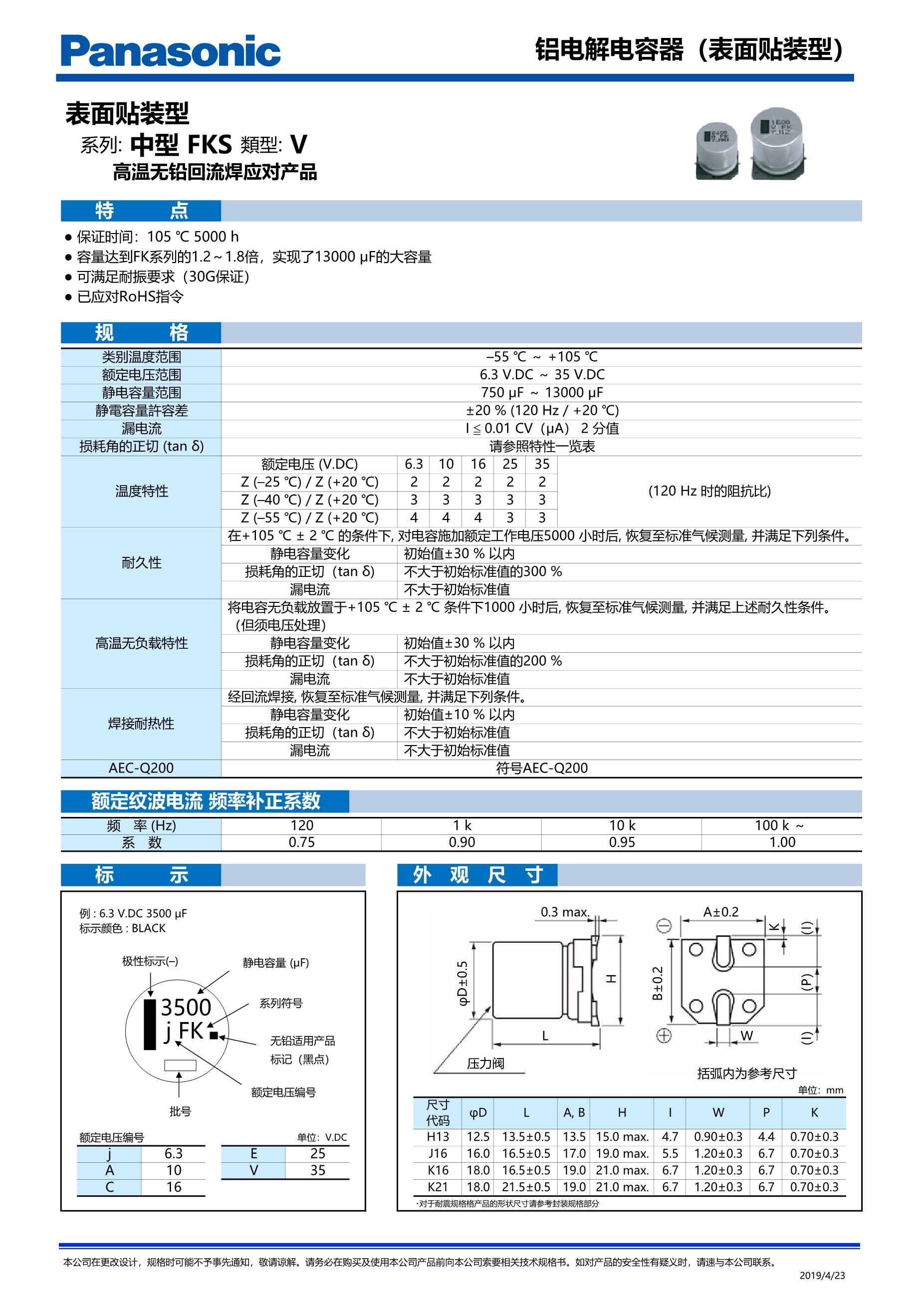 PANASONIC's pdf picture 1