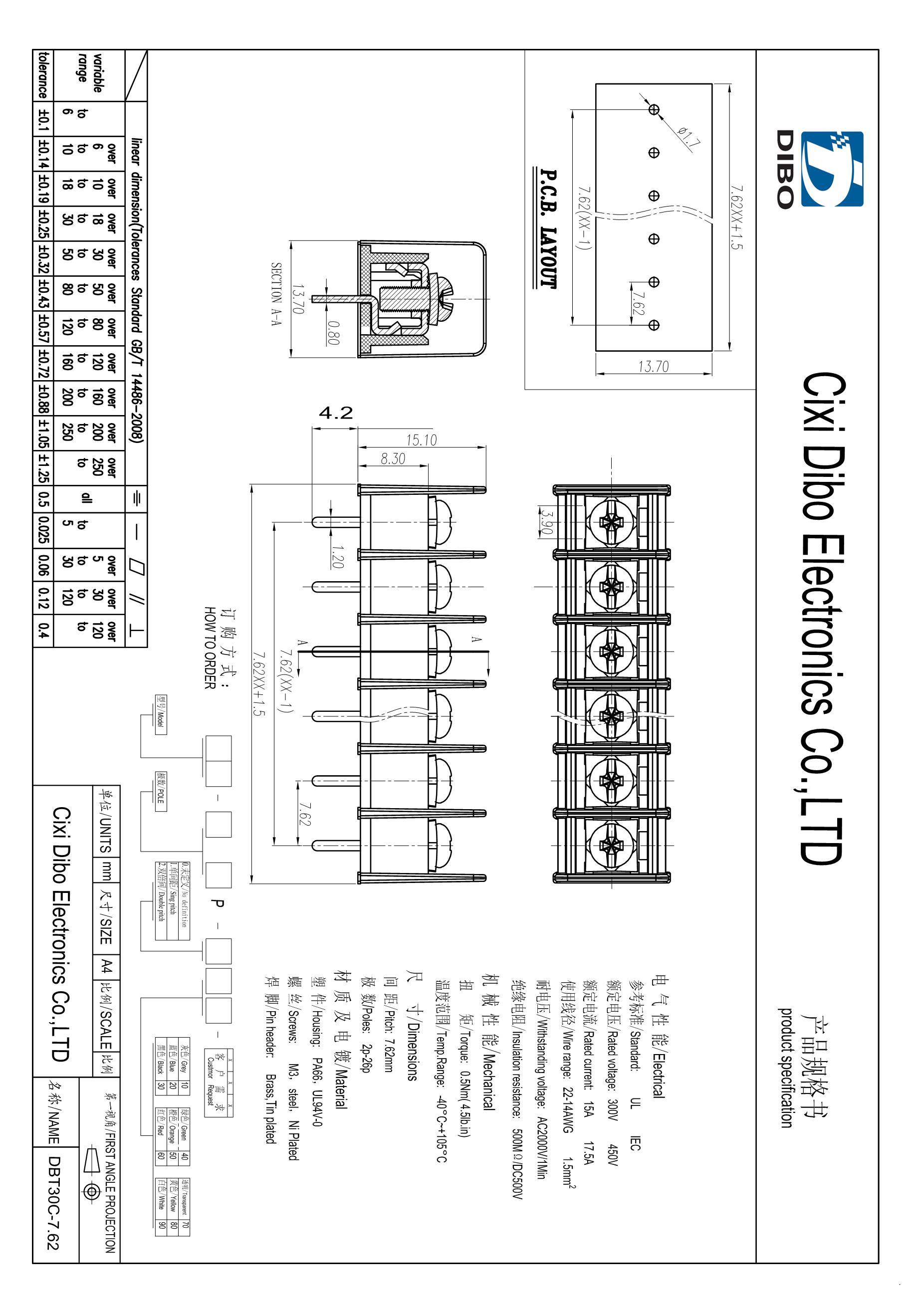 (10Pcs)SMCJ51A GFZ's pdf picture 1