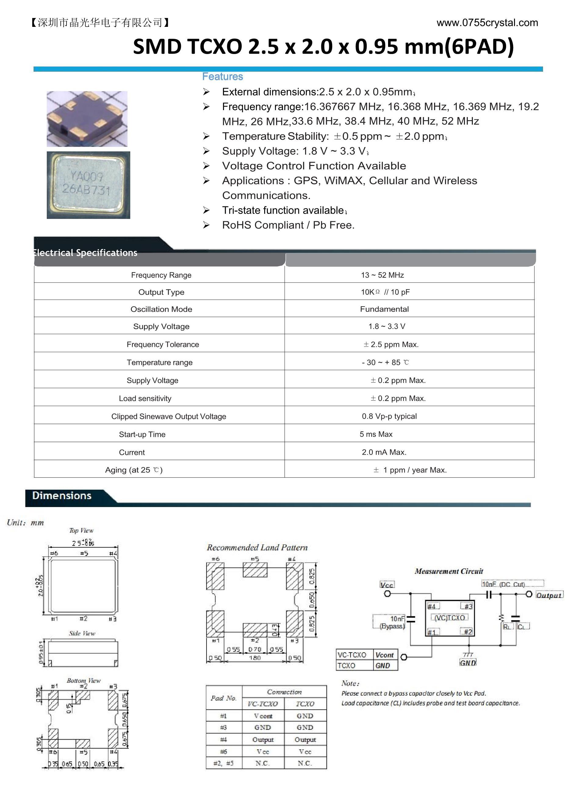TCO-7086X1A4-19.440000MHZ's pdf picture 1