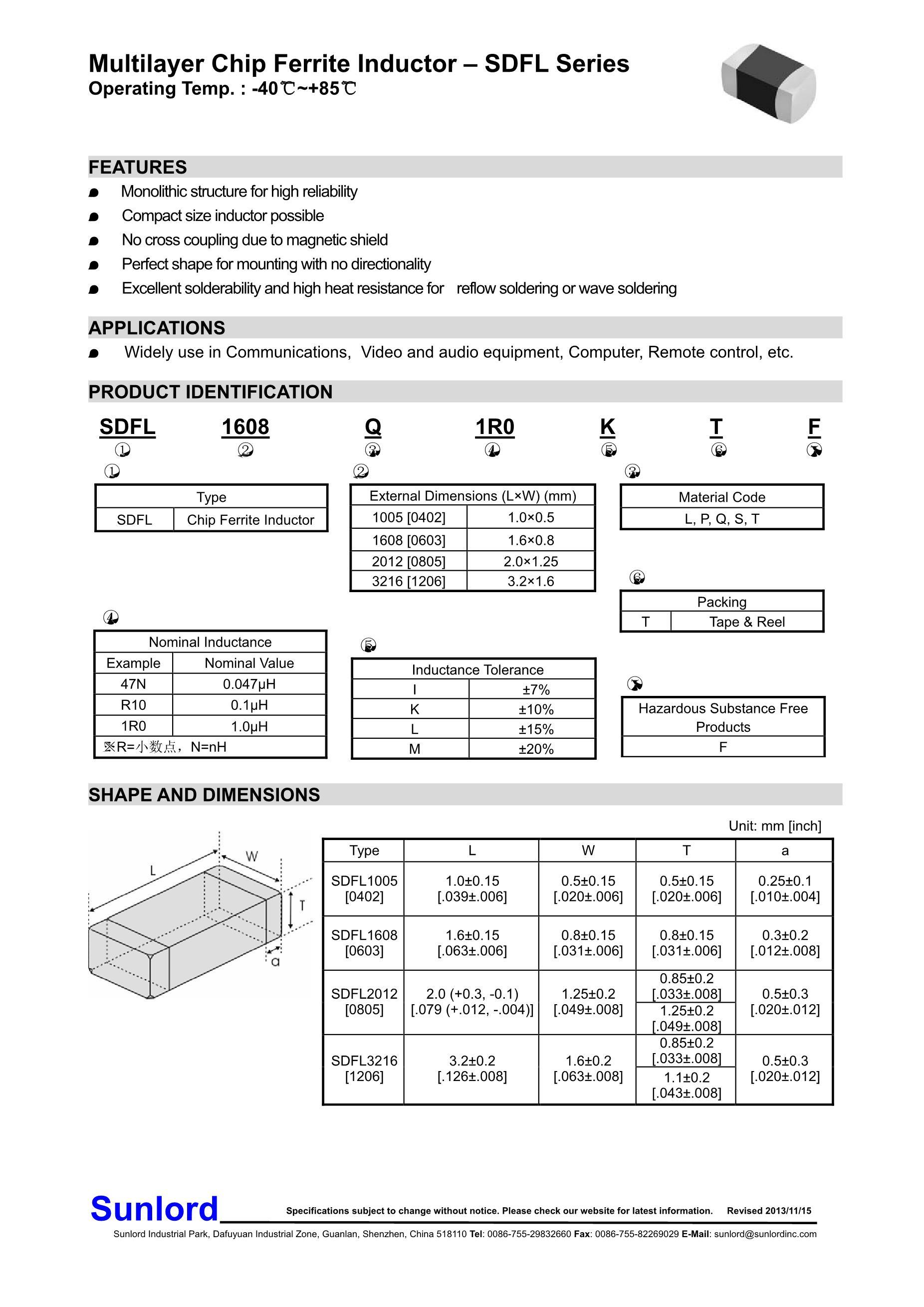 SDFL1608LR47KTF's pdf picture 1