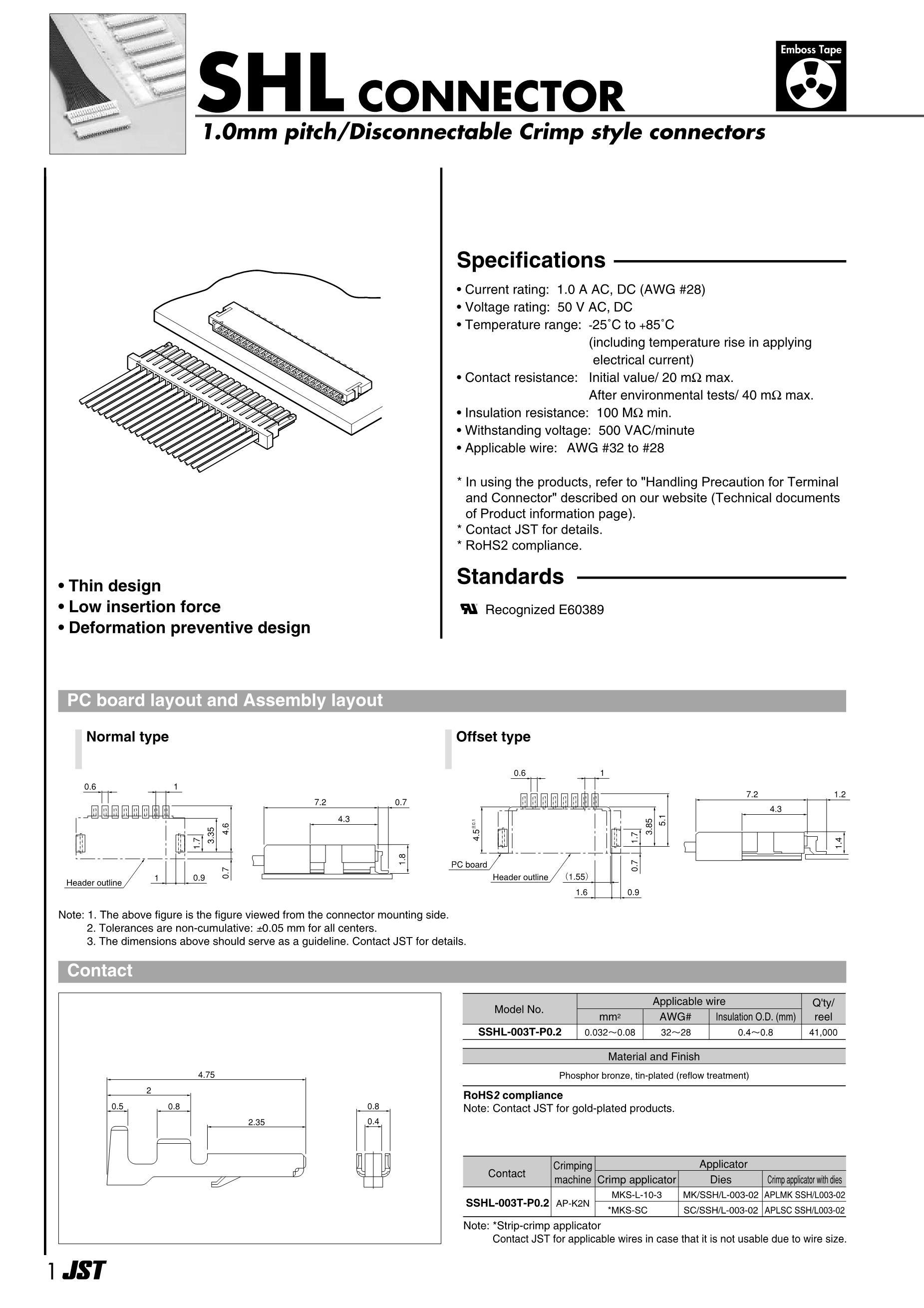 SHLP1207-1R0's pdf picture 1