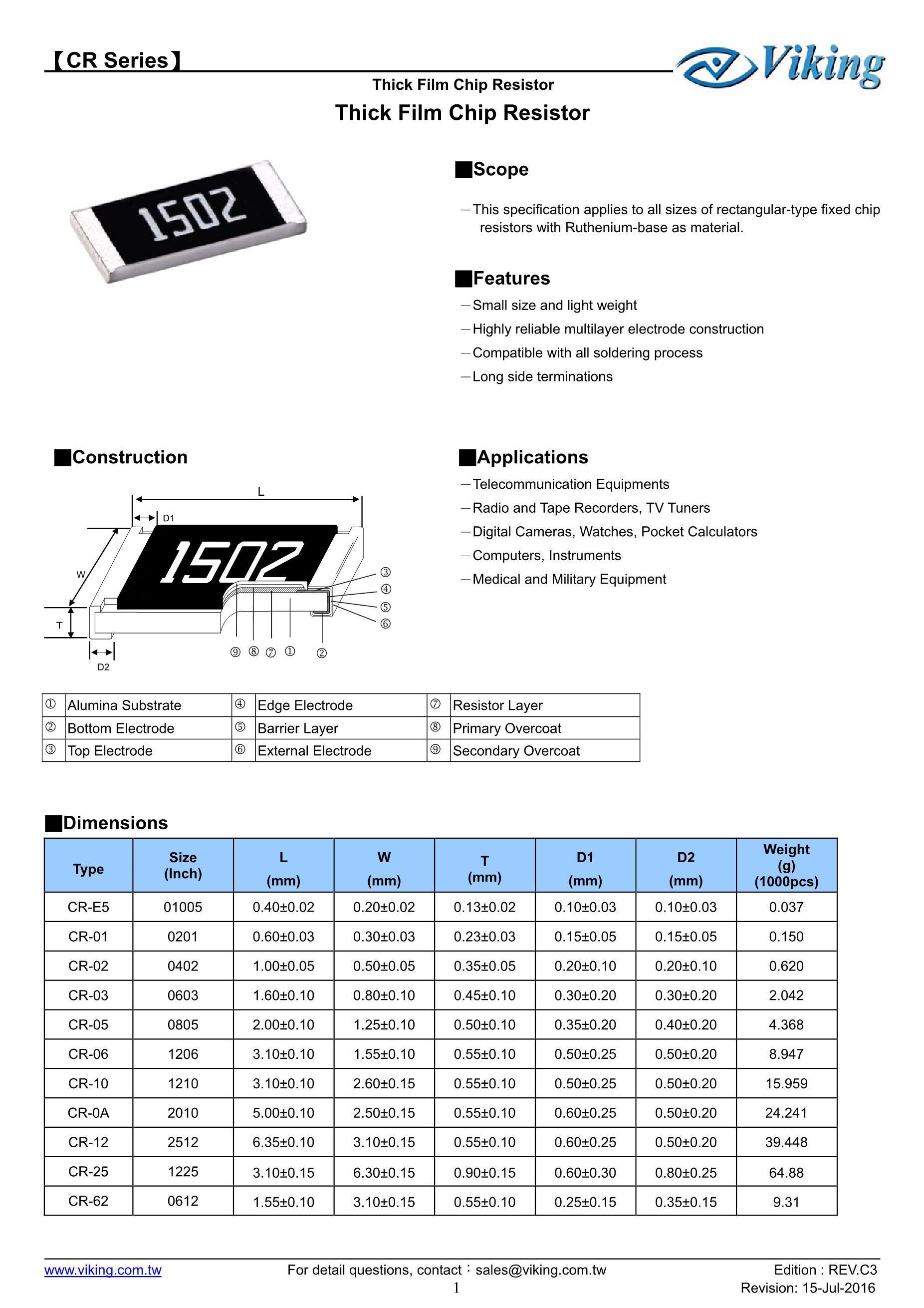 820R 820E PLUG IN HORIZONTAL CEMENT RESISTOR RX27 20W's pdf picture 2