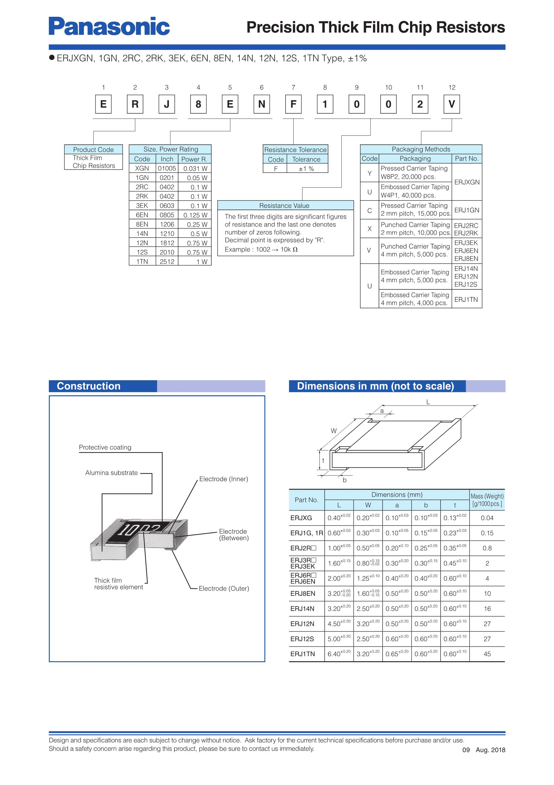 ERJ3EKF8450V's pdf picture 2