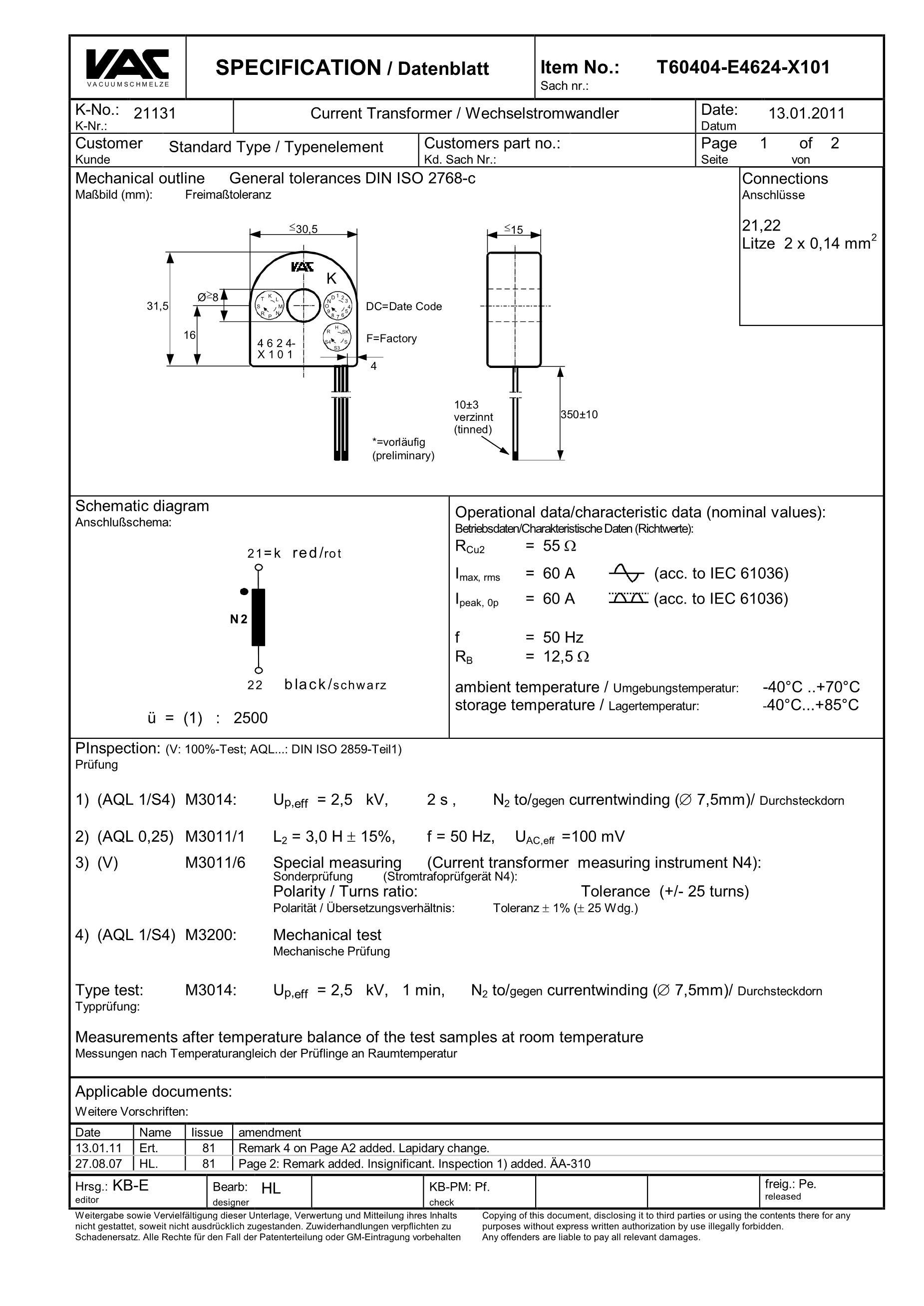 X101M025CAR's pdf picture 1