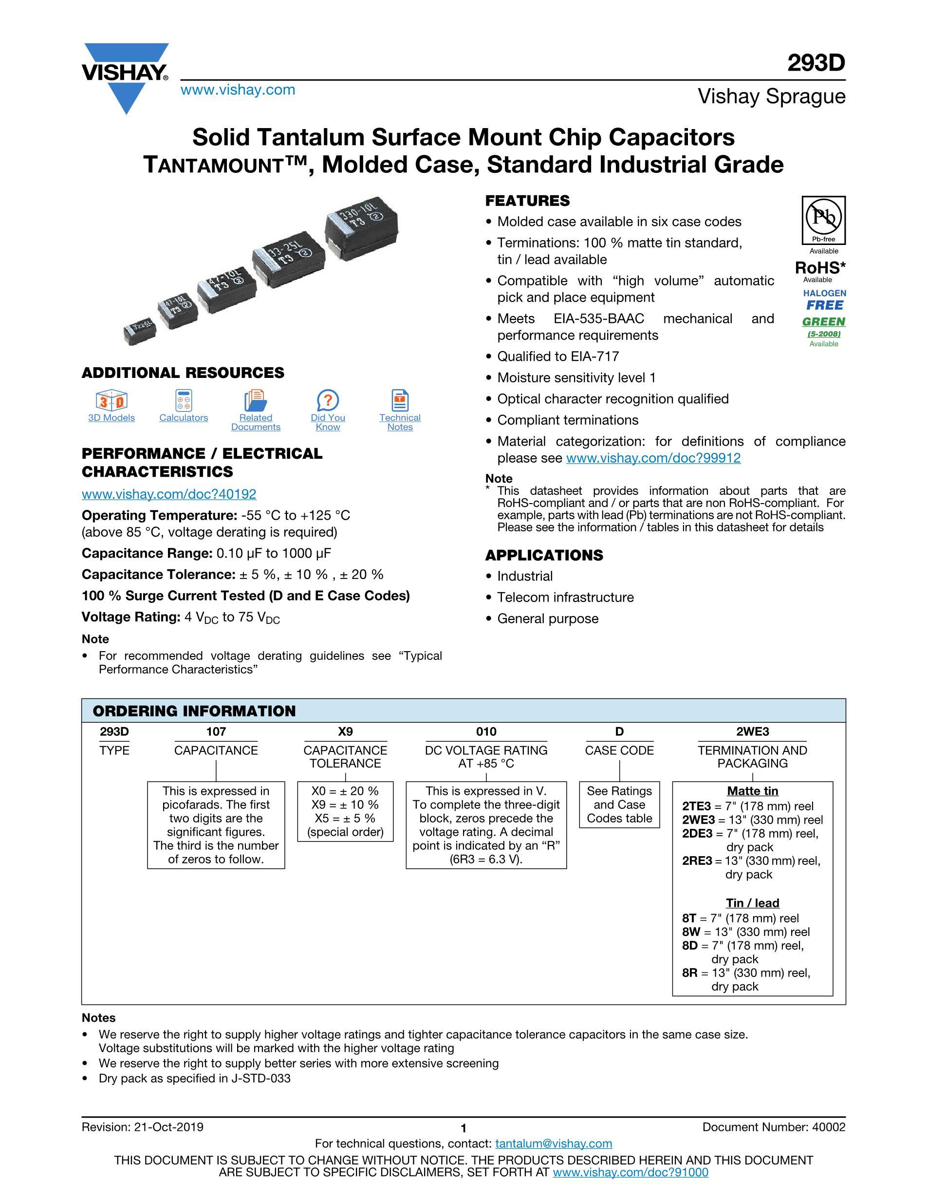 293D335X9035B2TE3's pdf picture 1