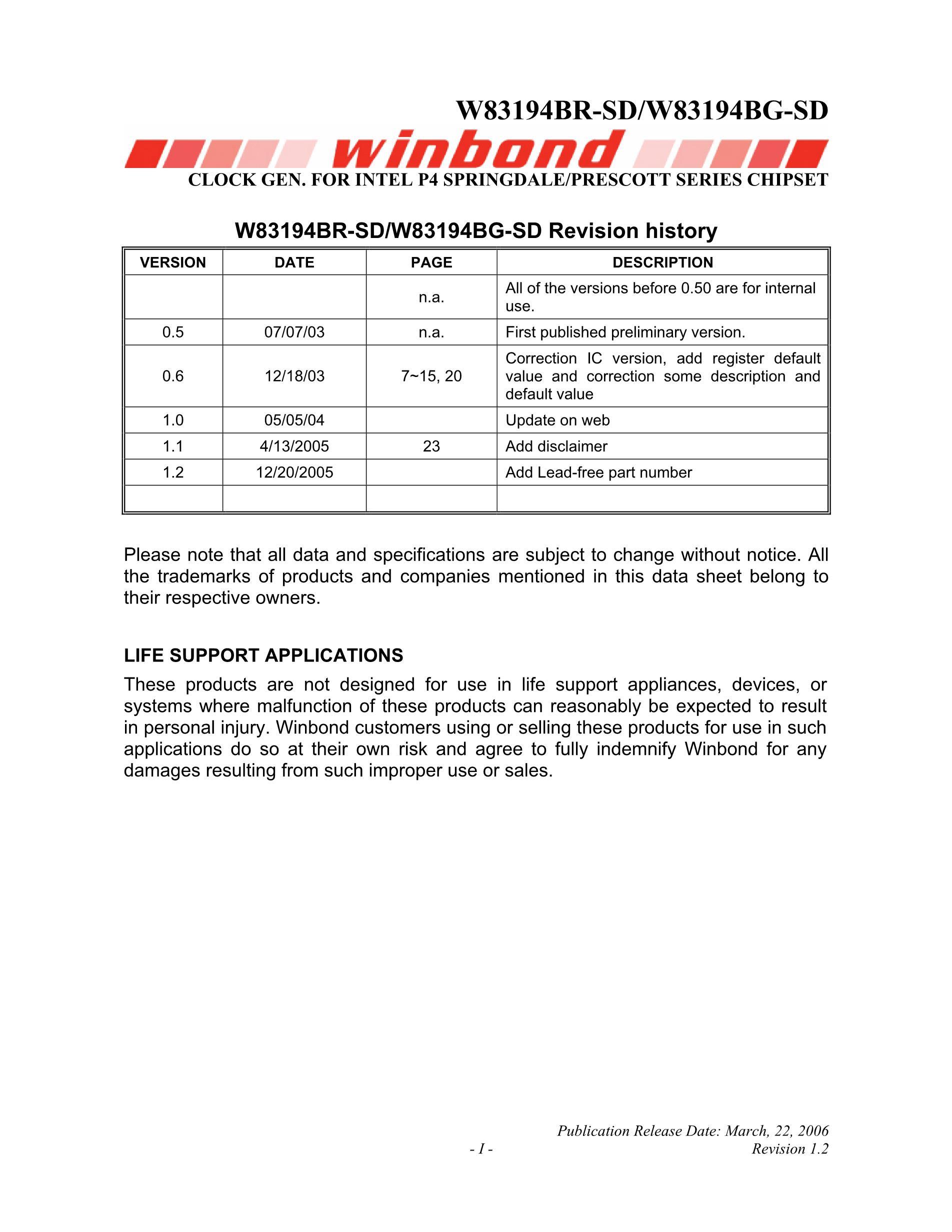 W83194R-630's pdf picture 2