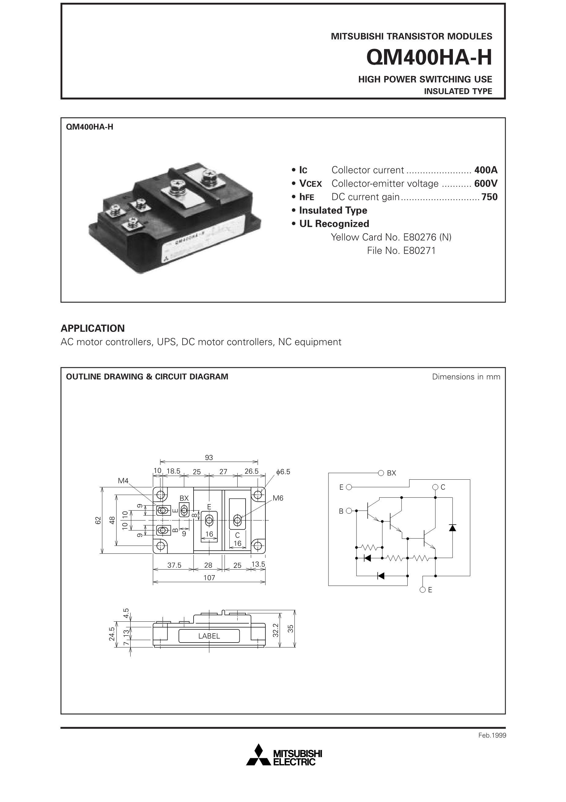 QM400HA1-2H's pdf picture 1