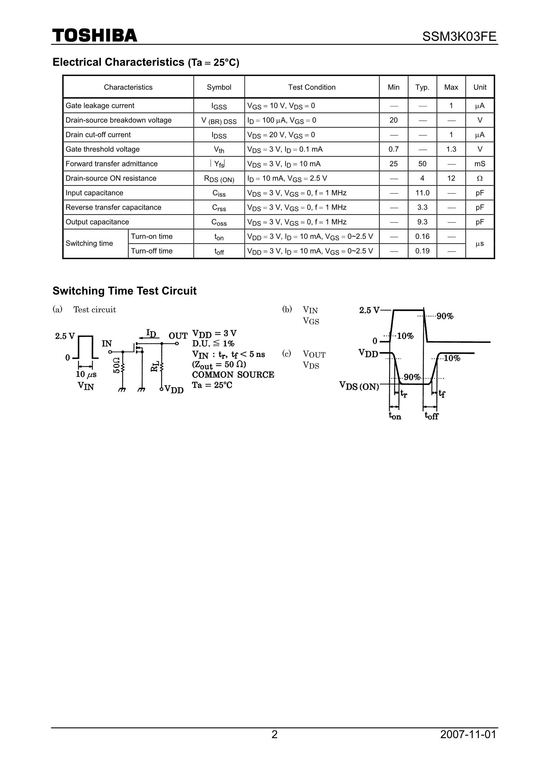 SSM3K7002BF's pdf picture 2