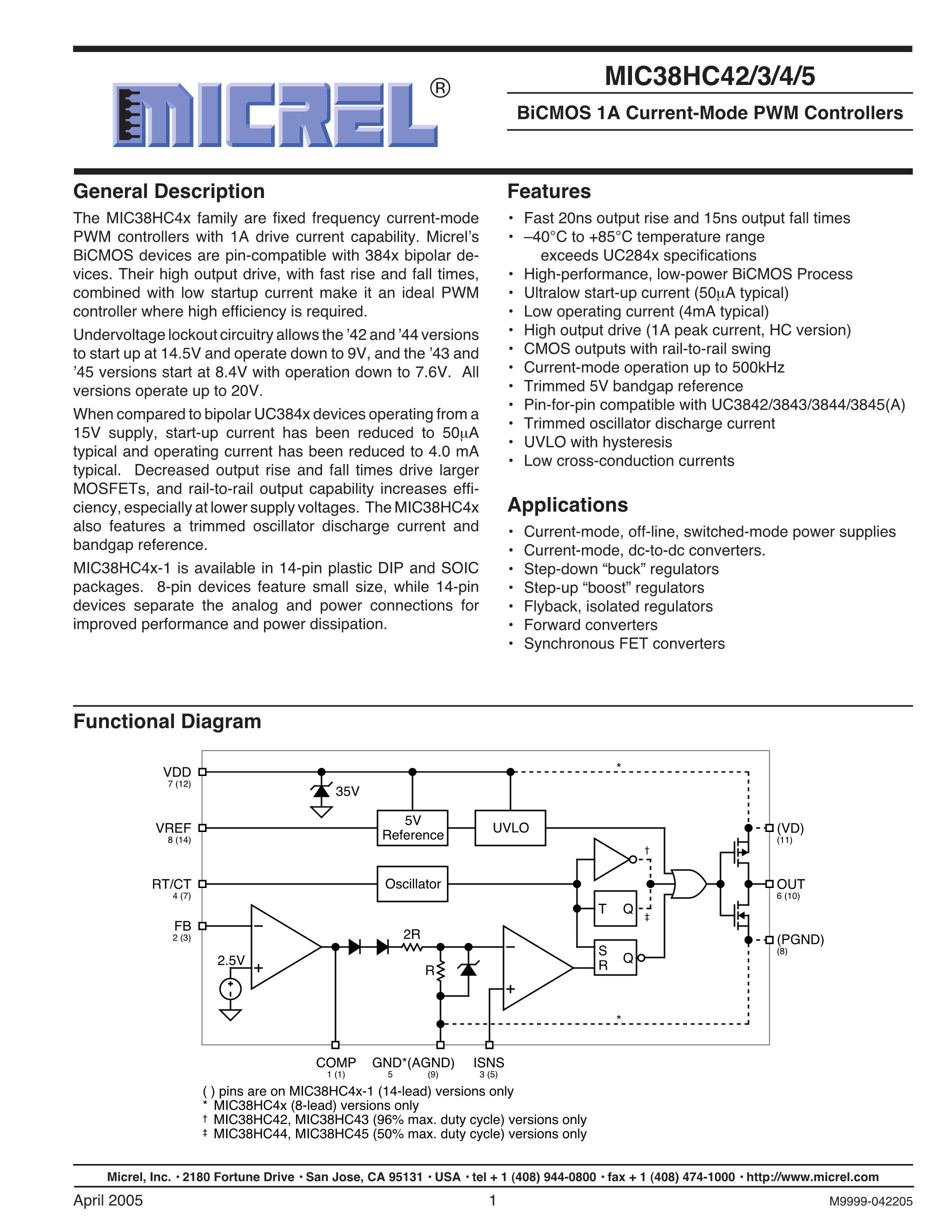MIC37501-1.8WR-TR's pdf picture 1