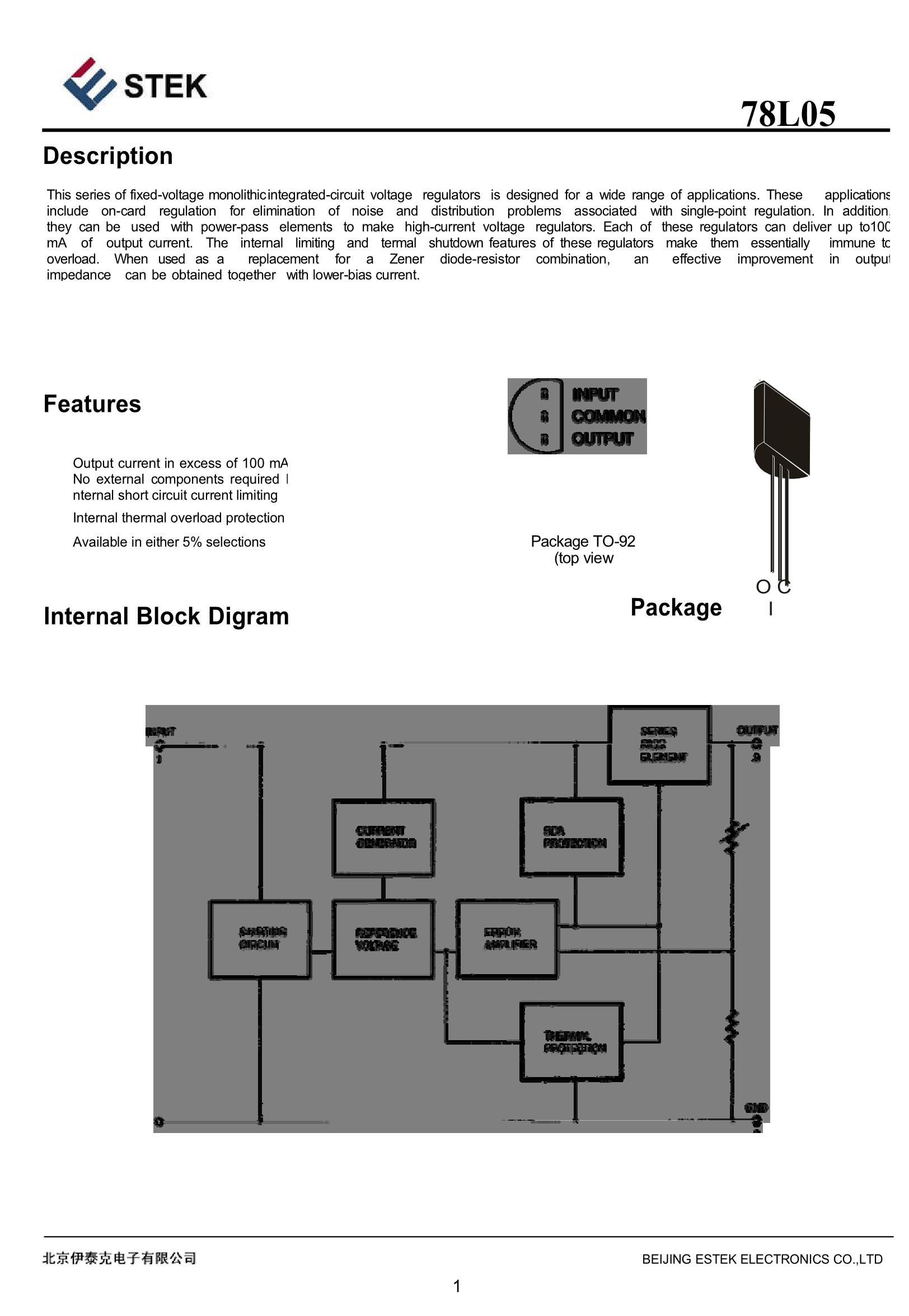 78L05-B's pdf picture 1