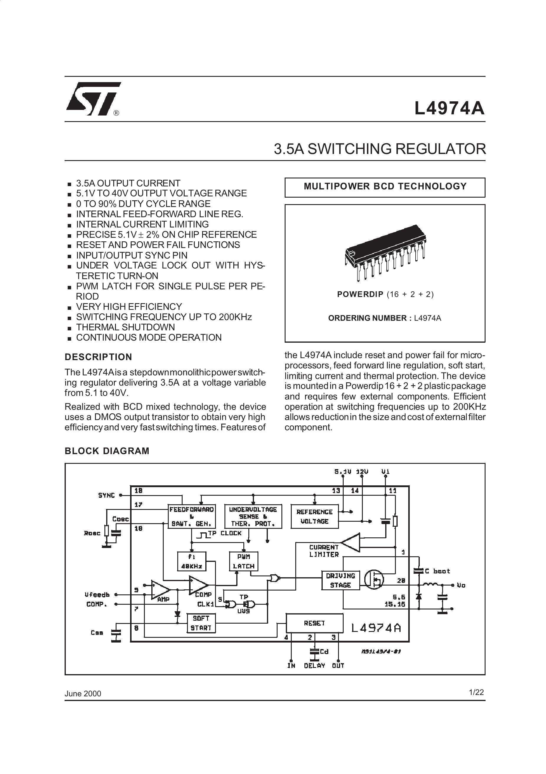 L4973D3.3-013TR's pdf picture 1