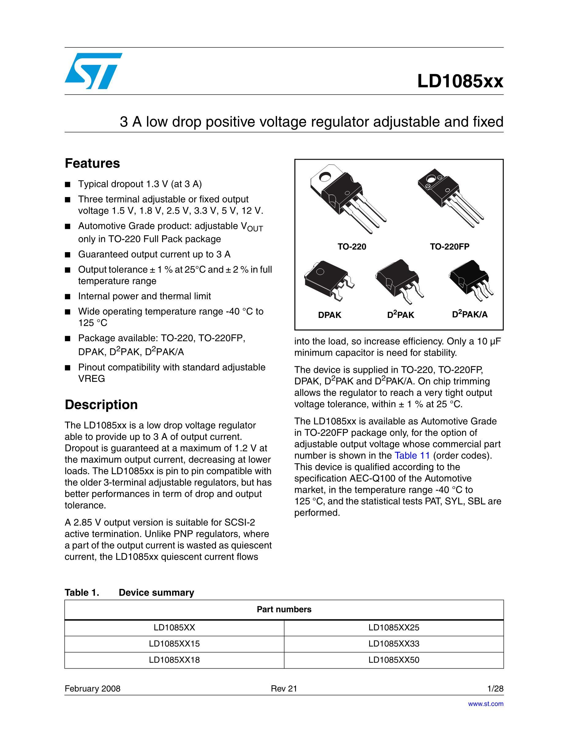 LD1010D's pdf picture 1