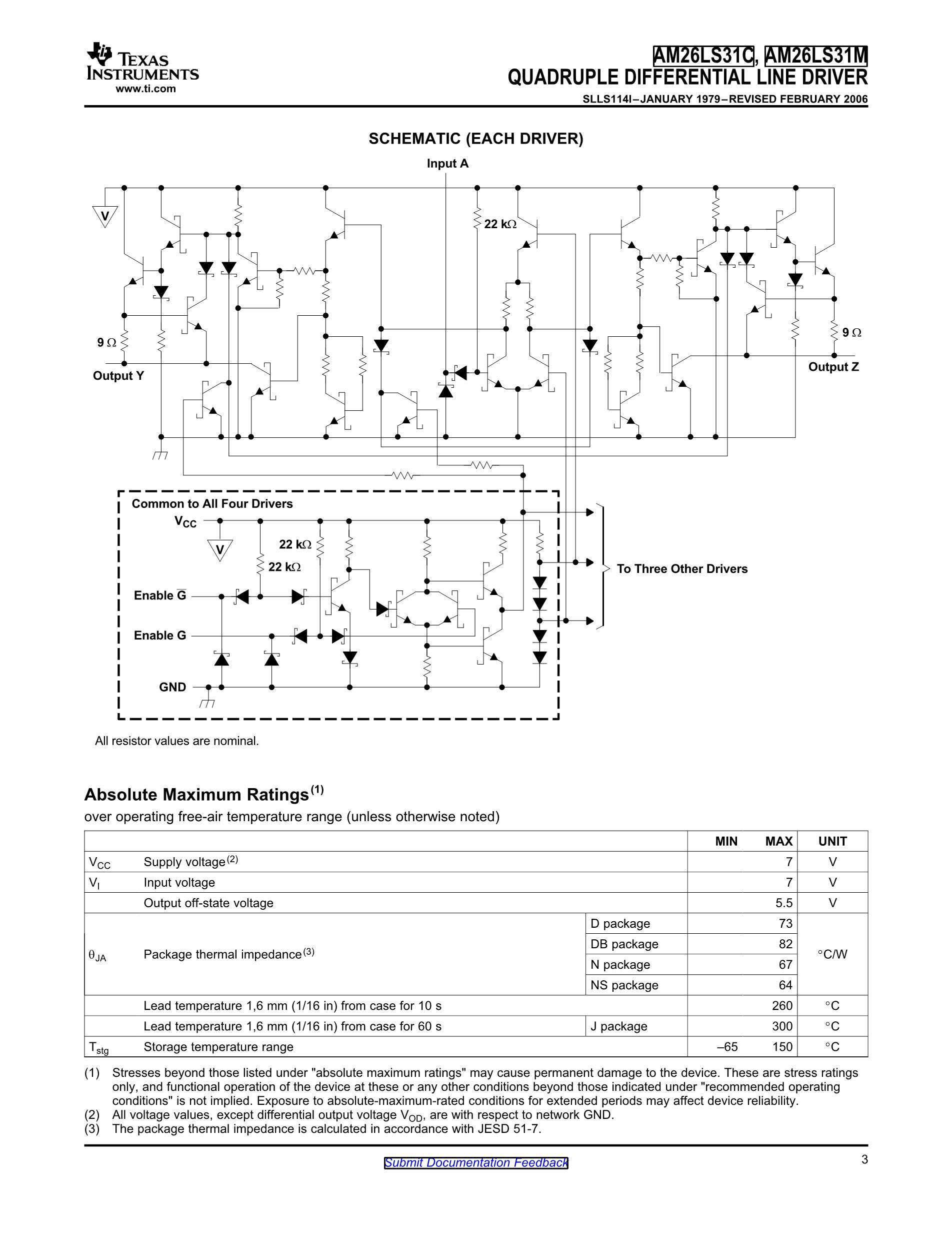 AM26L31SL's pdf picture 3