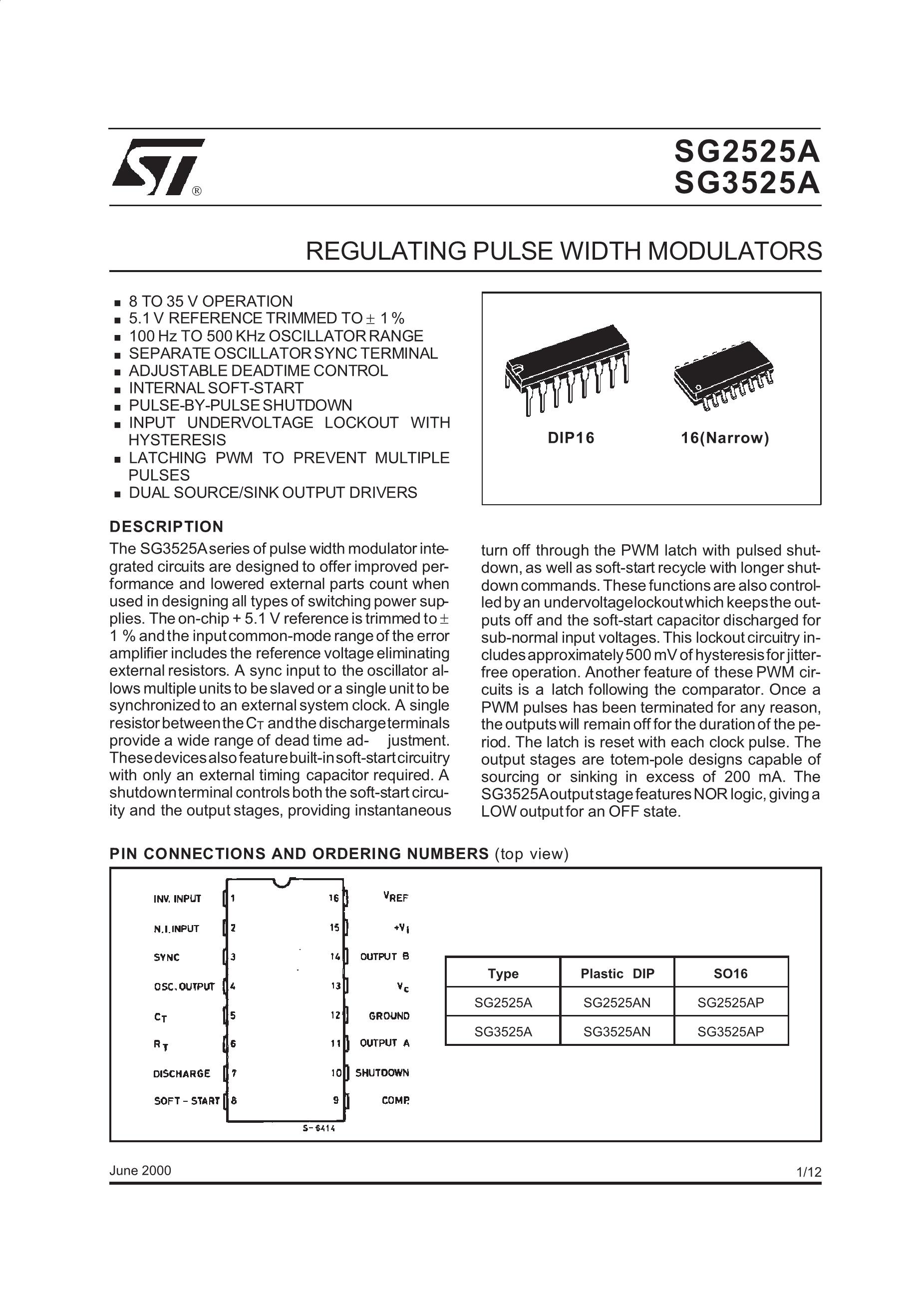 SG25AA120's pdf picture 1