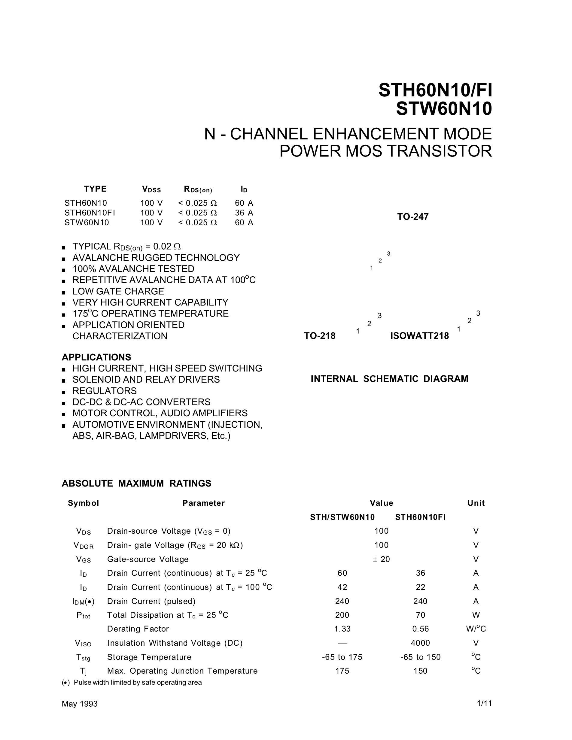 stw62nm60n's pdf picture 1