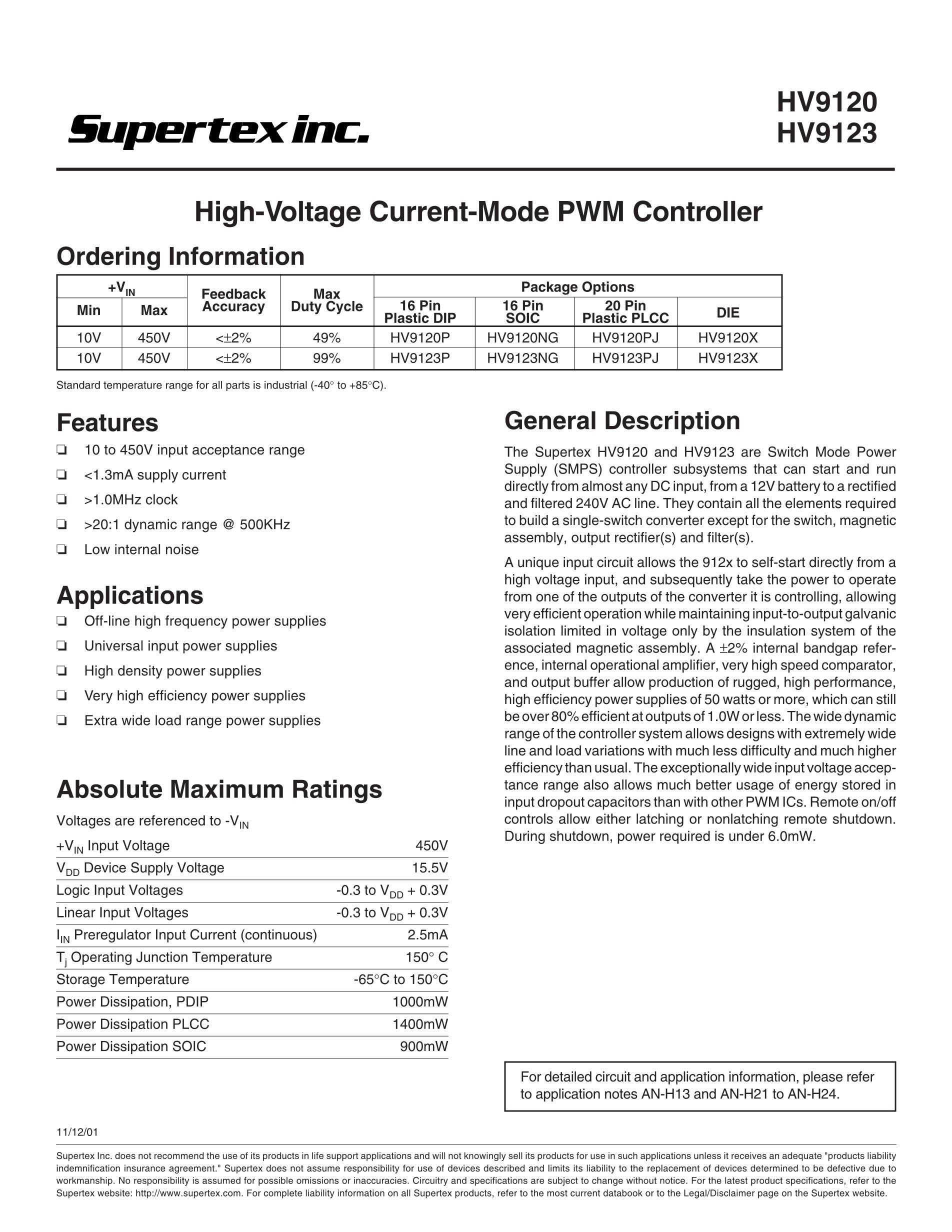 HV9106P's pdf picture 1