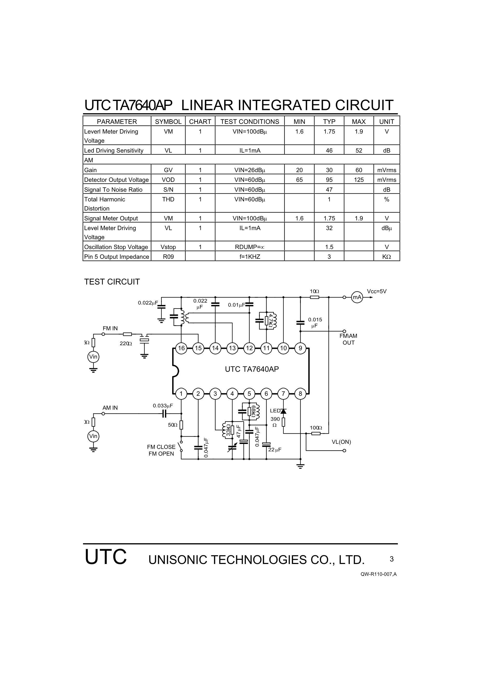 TA76432FC(TE85L's pdf picture 3