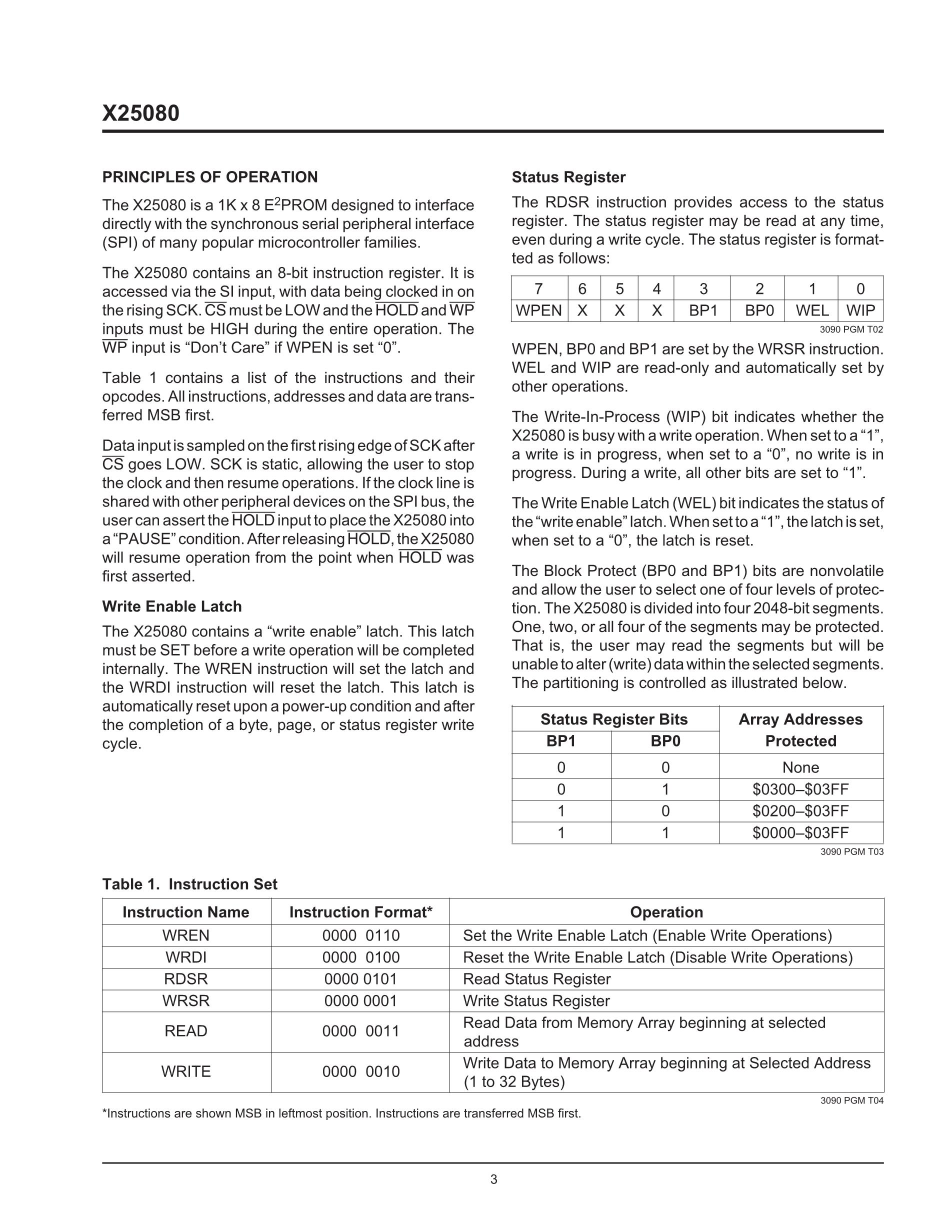 X25040S8I's pdf picture 3