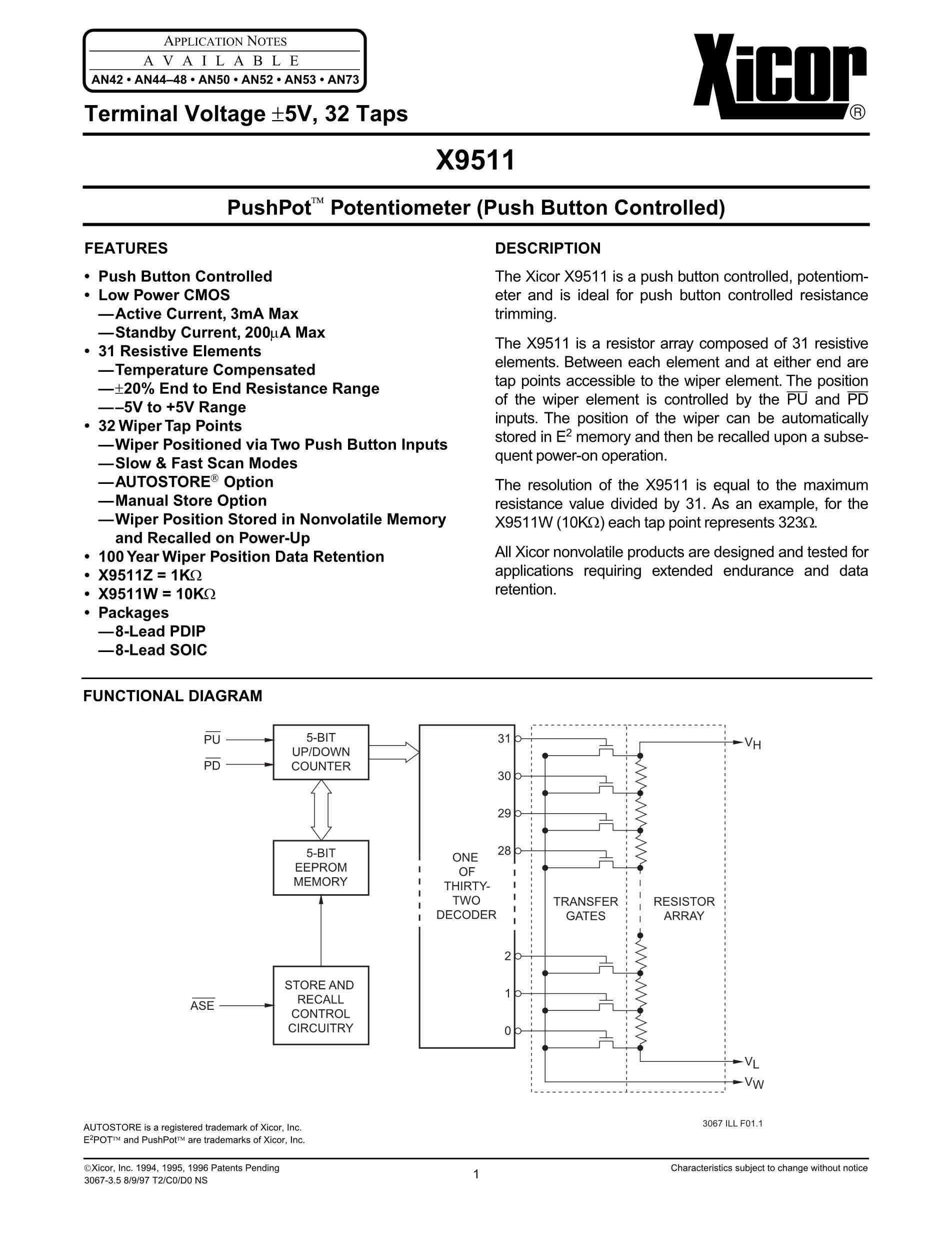 X9511WP's pdf picture 1