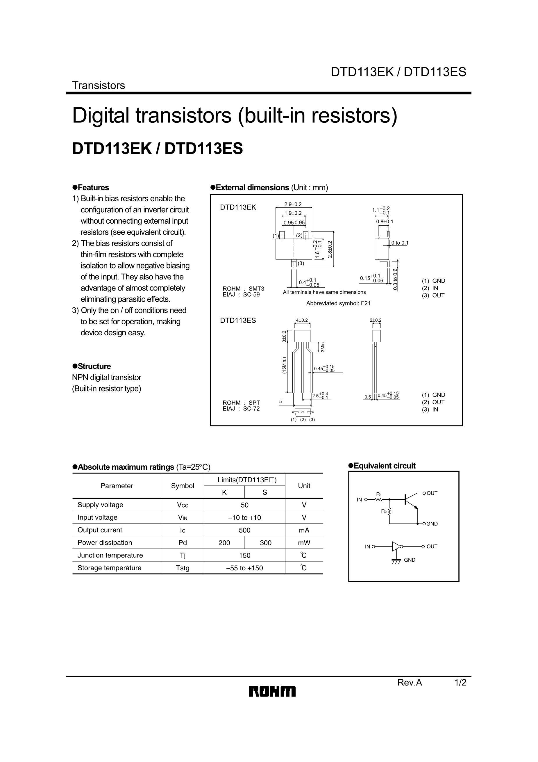 DTD123YSTP's pdf picture 1