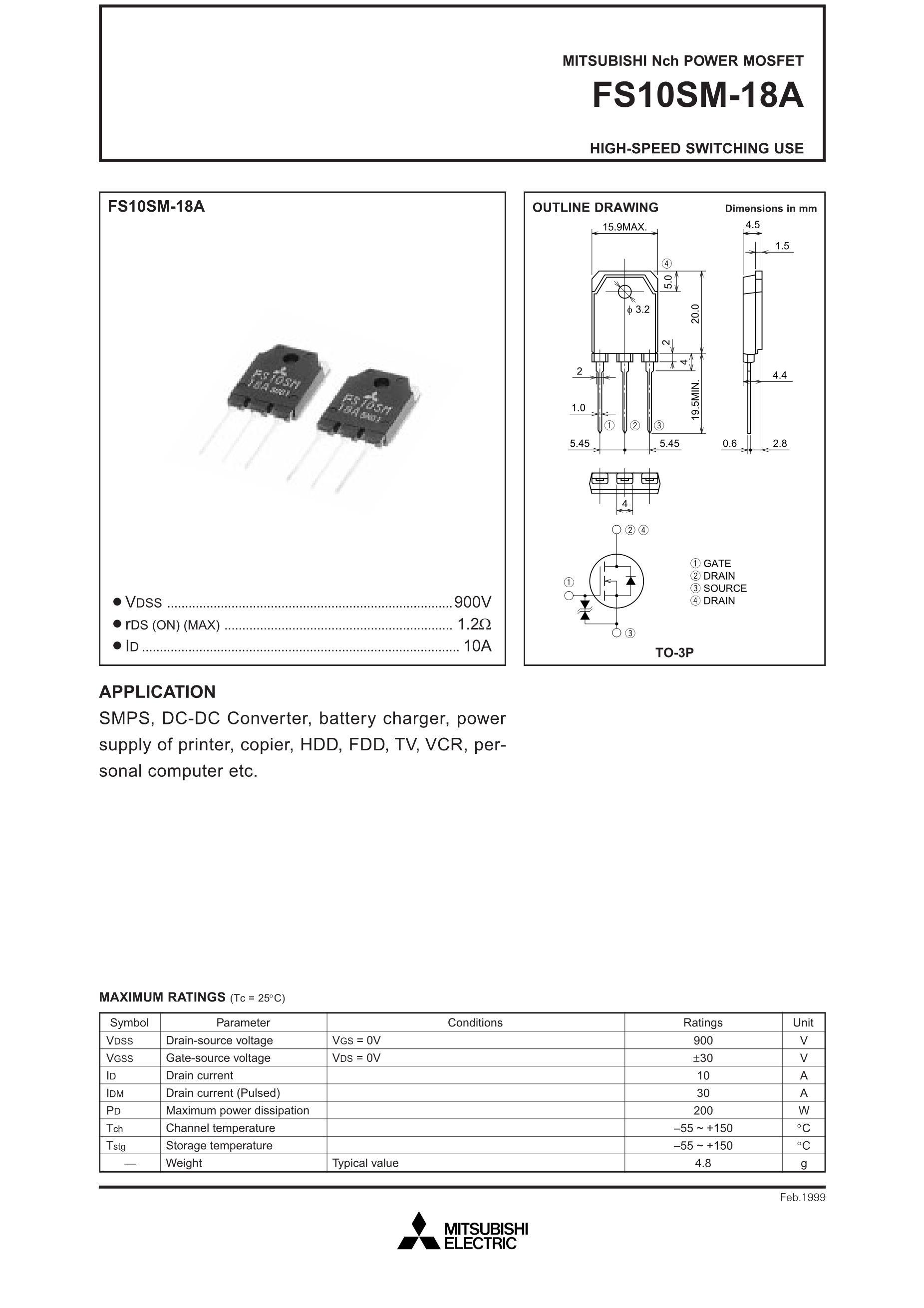 FS100KMJ-03F's pdf picture 1